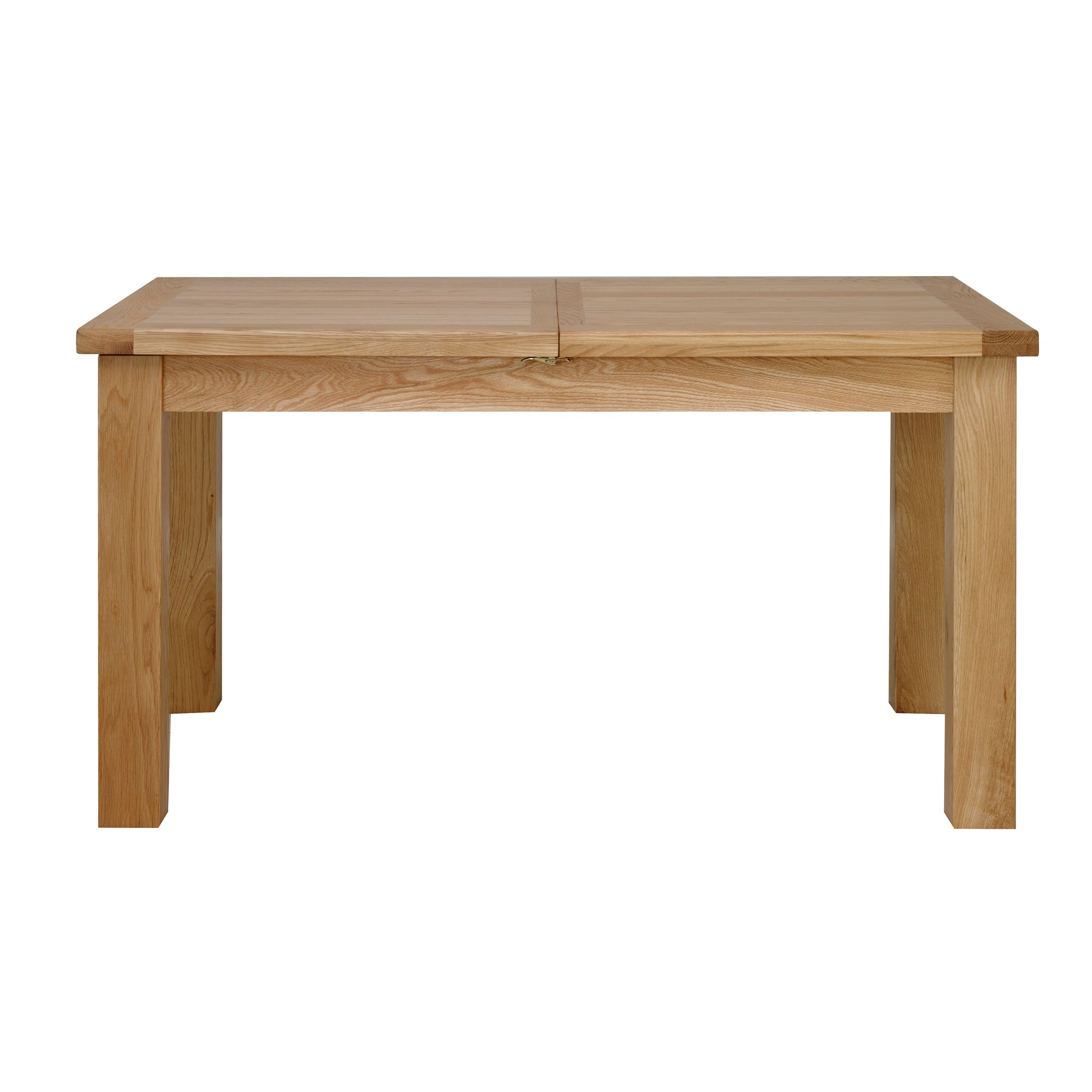 Shawbury Oak Extendable Dining Table