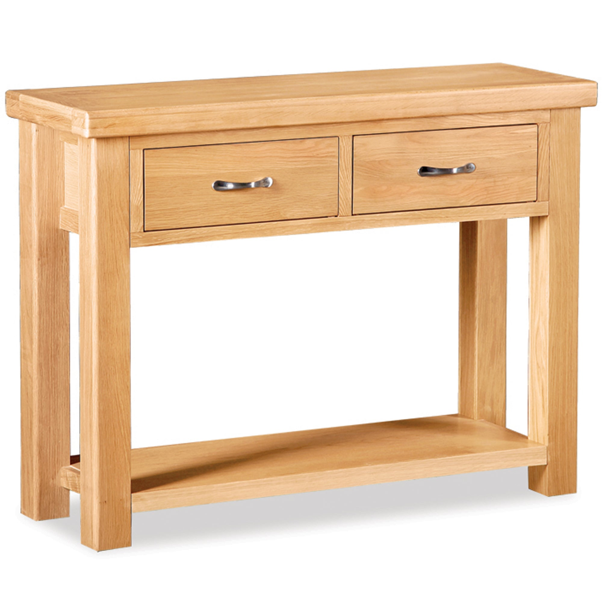 Shawbury Oak Console Table