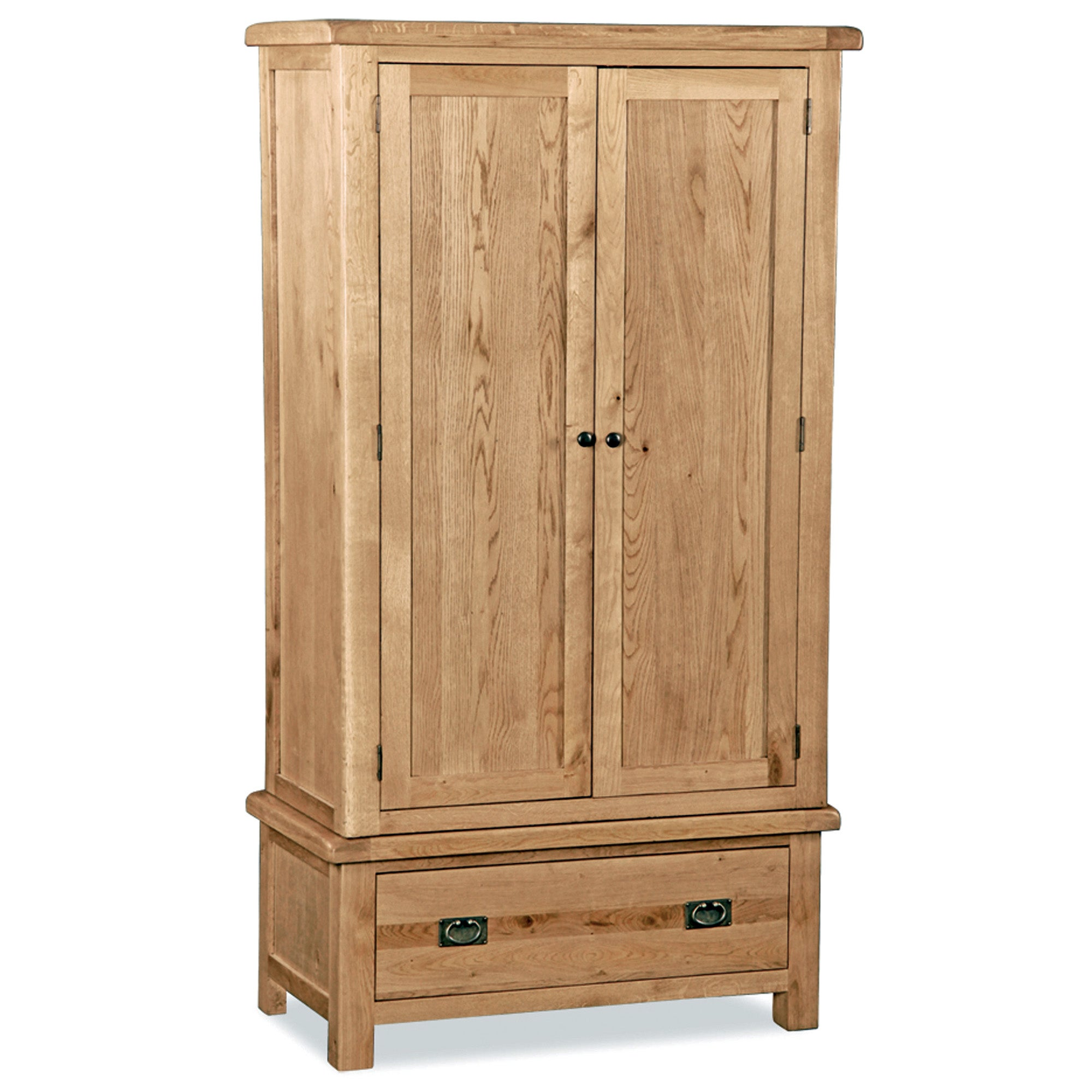 Chichester Oak Wardrobe