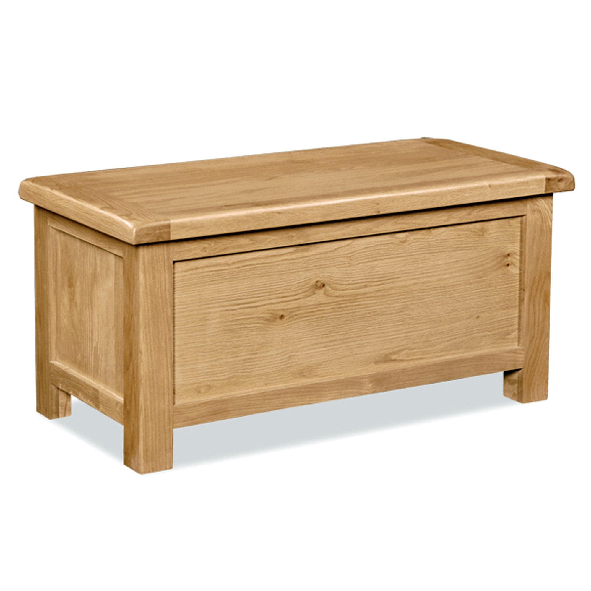 Aylesbury Oak Storage Box