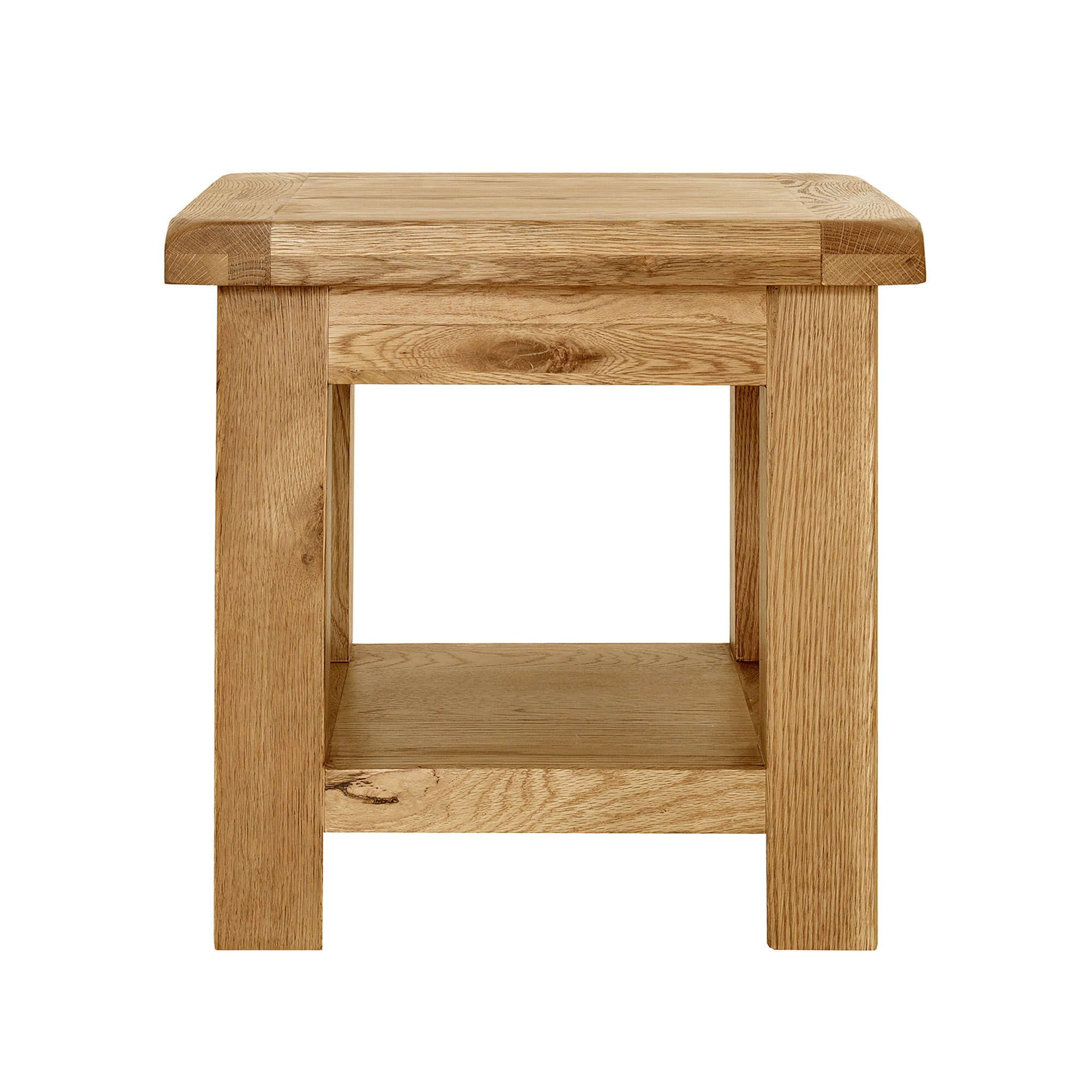 Aylesbury Oak Lamp Table