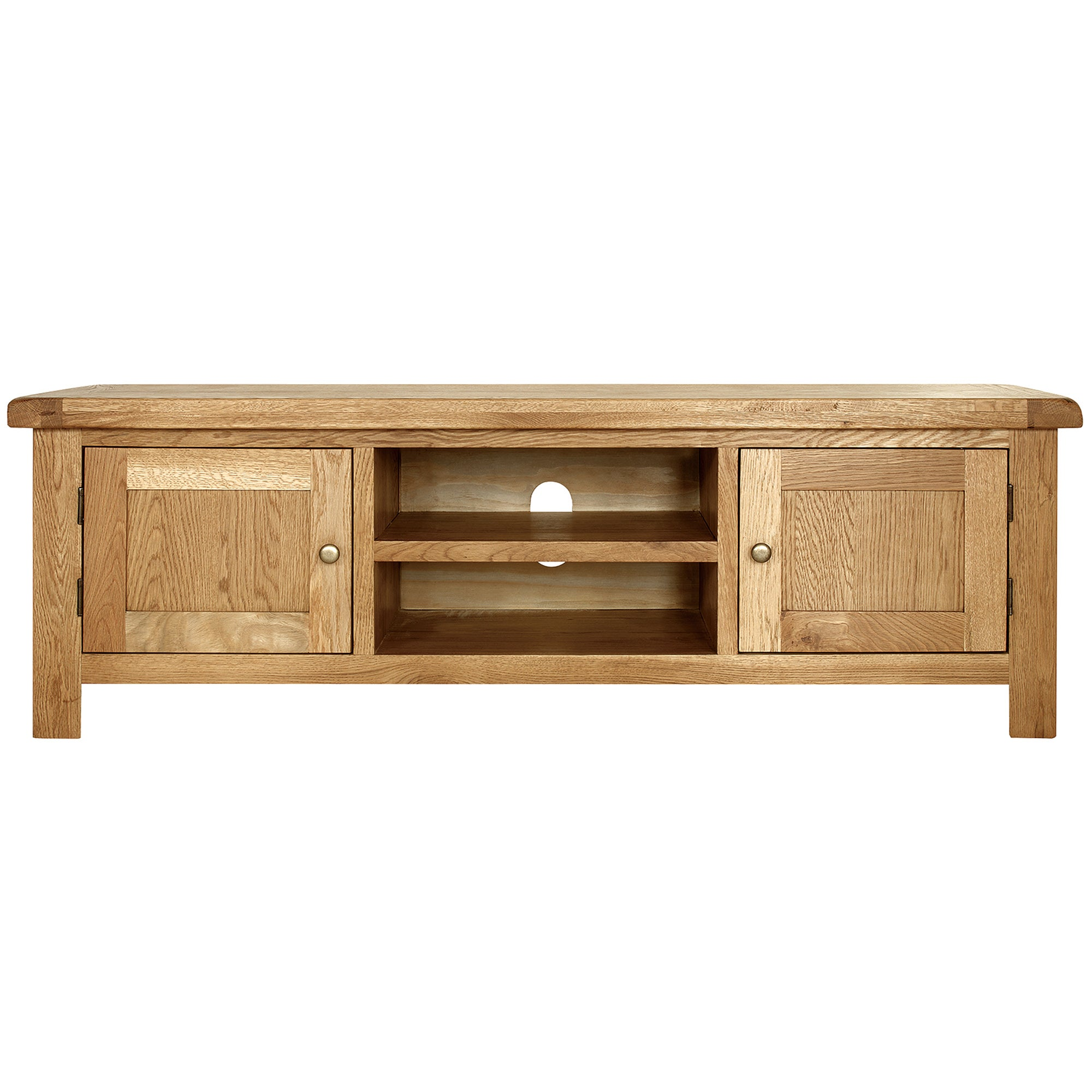 Chichester Oak Extra Large TV Unit