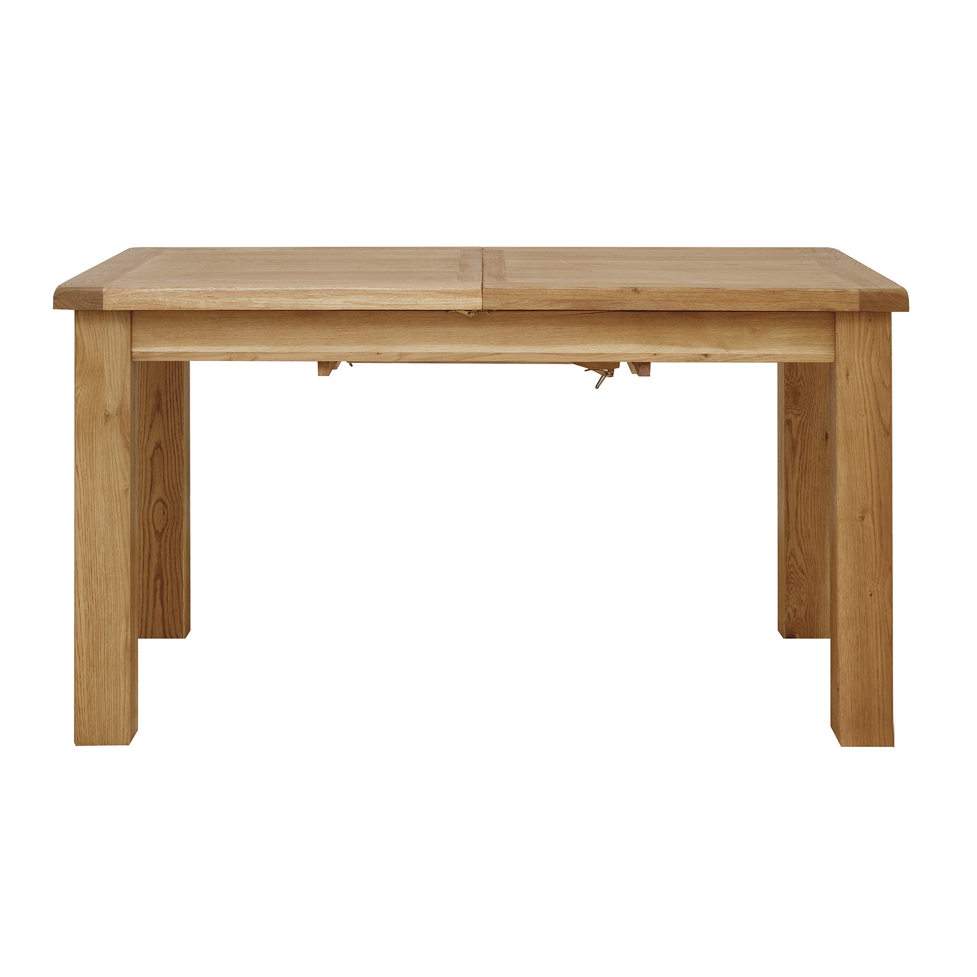 Aylesbury Oak Compact Extendable Dining Table