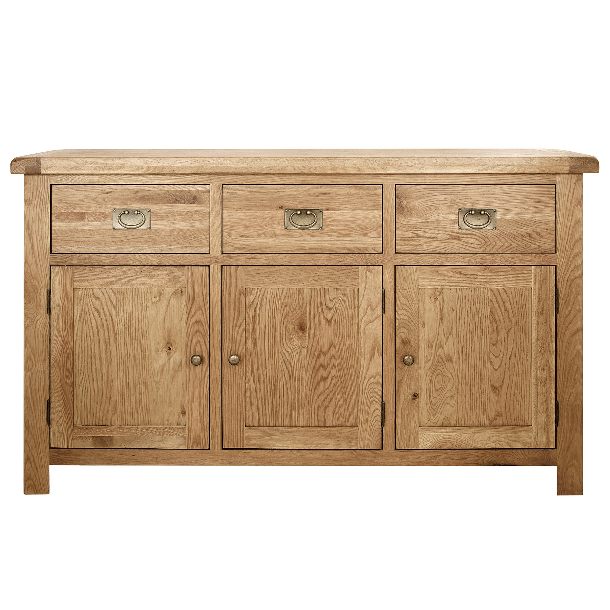 Chichester Oak Large Sideboard
