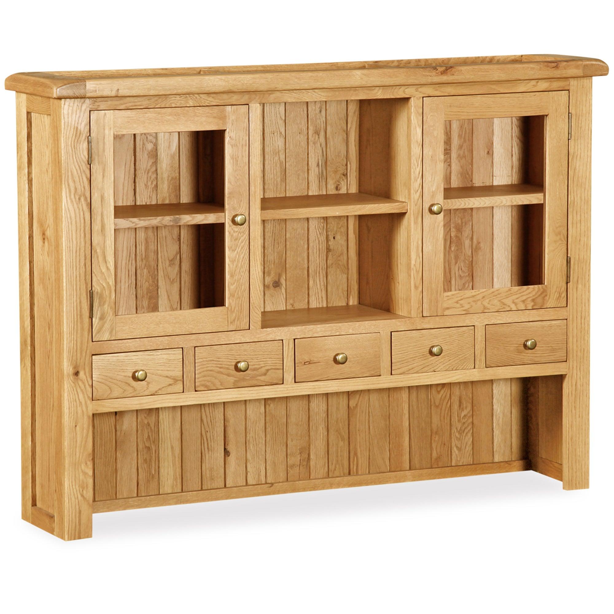 Aylesbury Oak Dresser Top