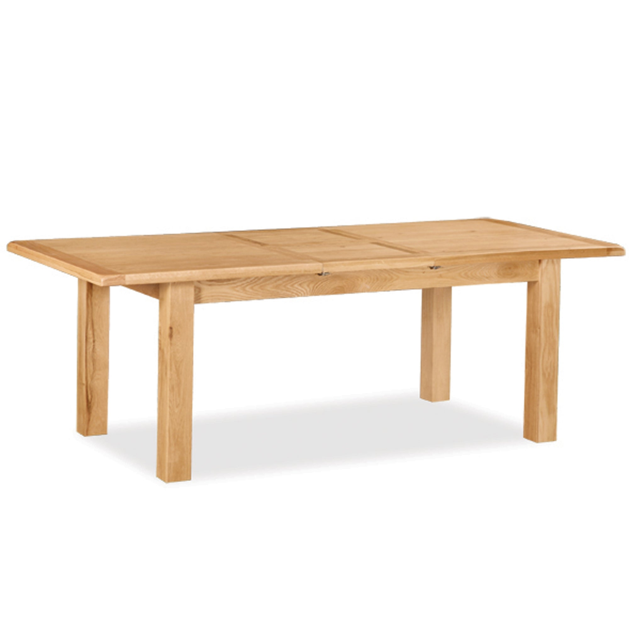 Chichester Oak Small Extendable Dining Table