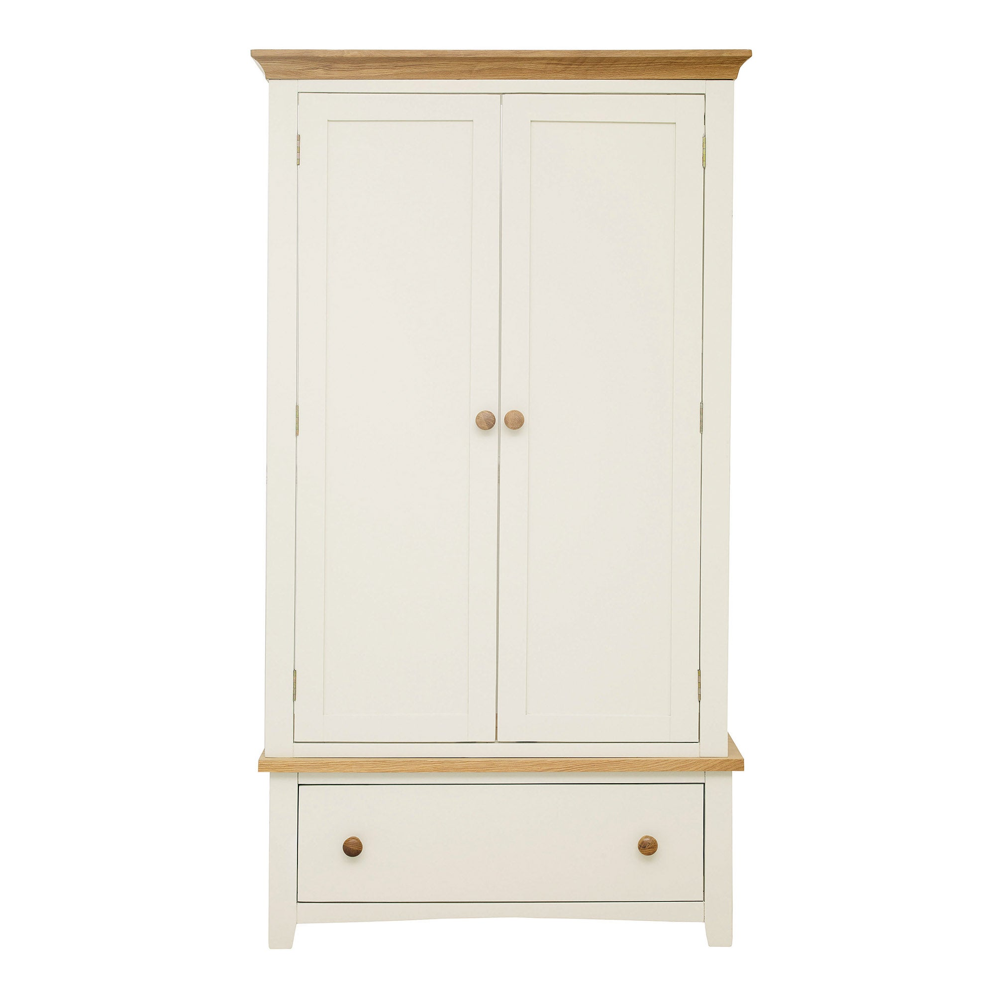 Truro Oak Wardrobe