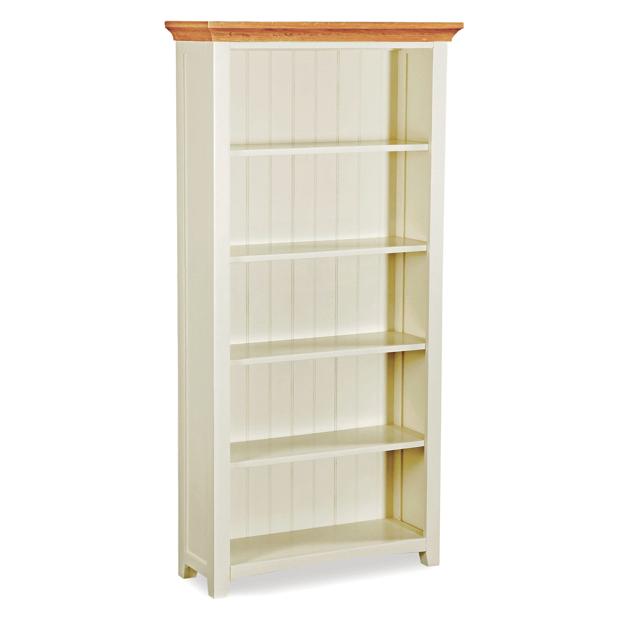 Truro Oak Bookcase