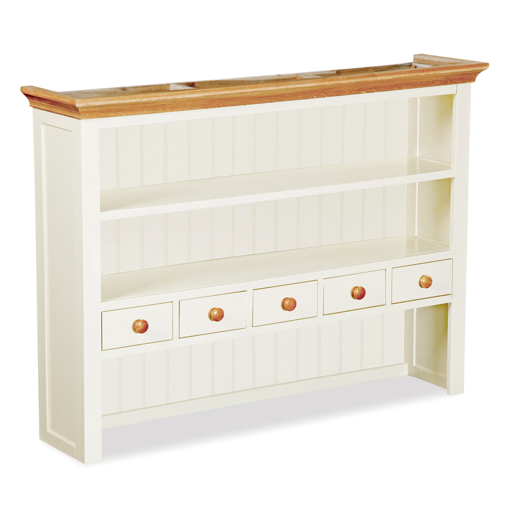 Truro Large Oak Dresser Top