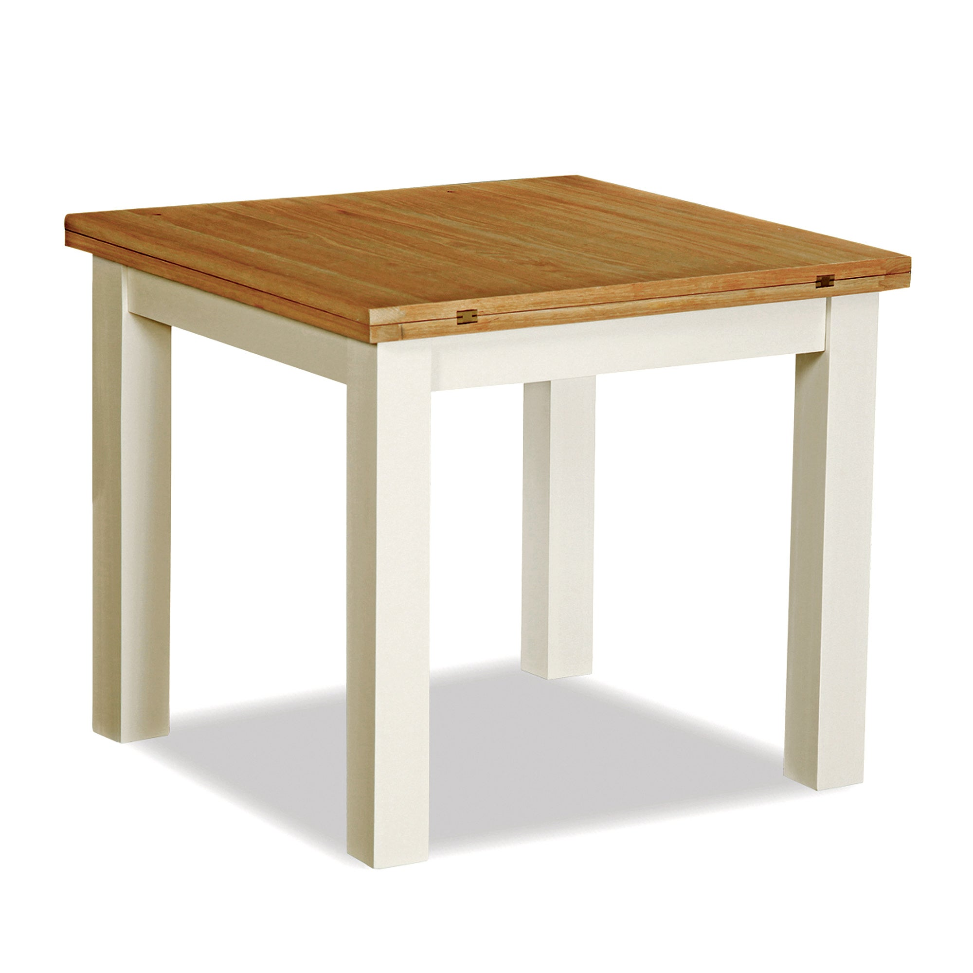Truro Oak Square Extending Dining Table