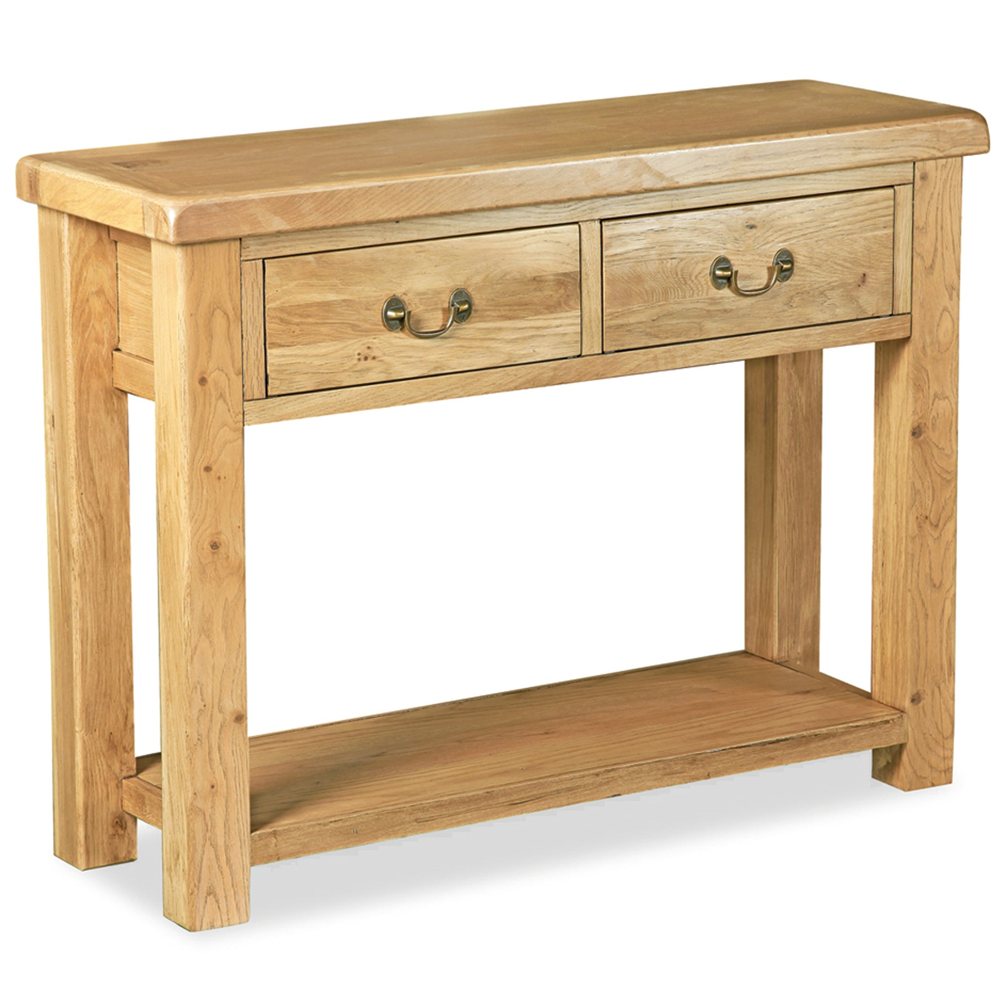 Wexford Oak Console Table