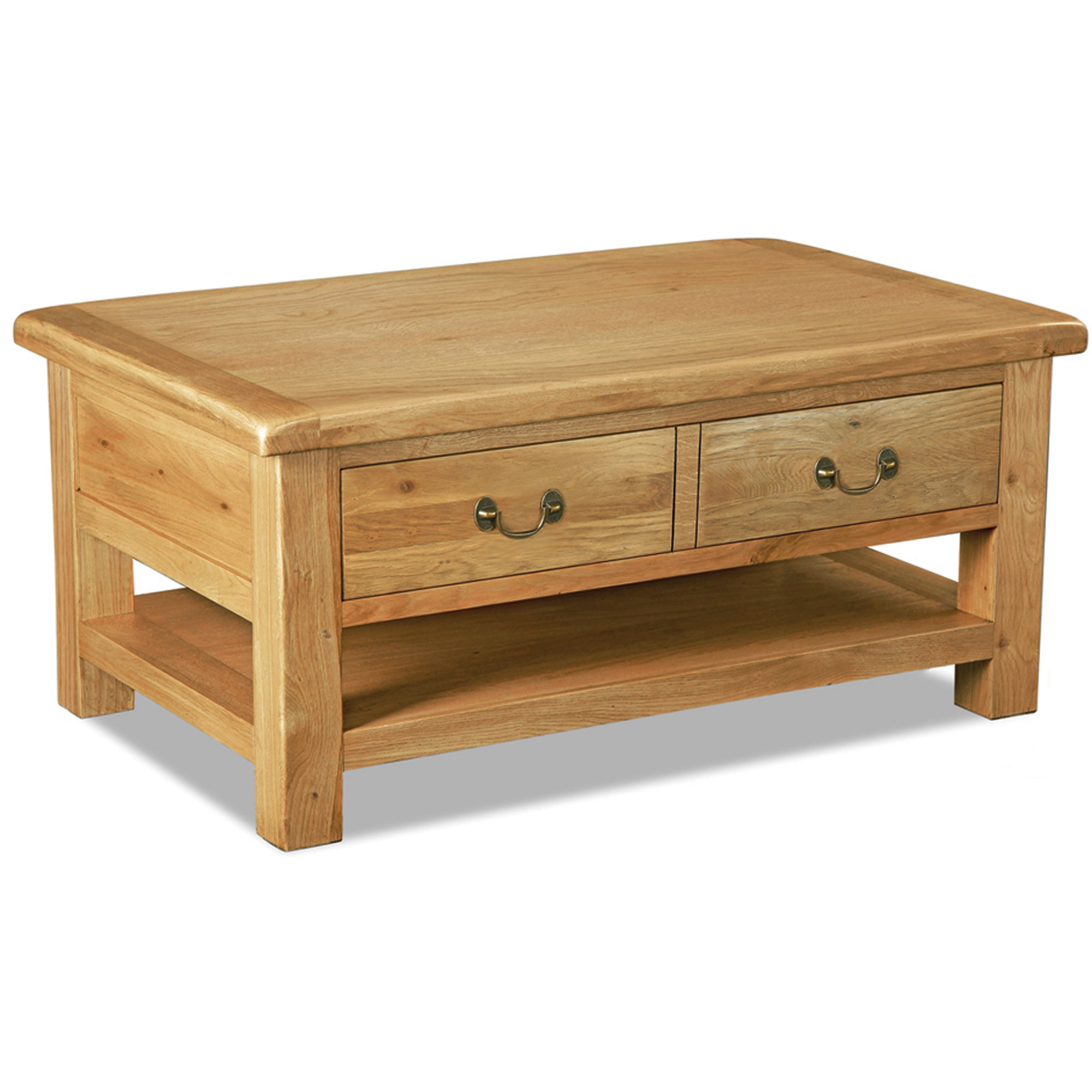 Wexford Oak Coffee Table