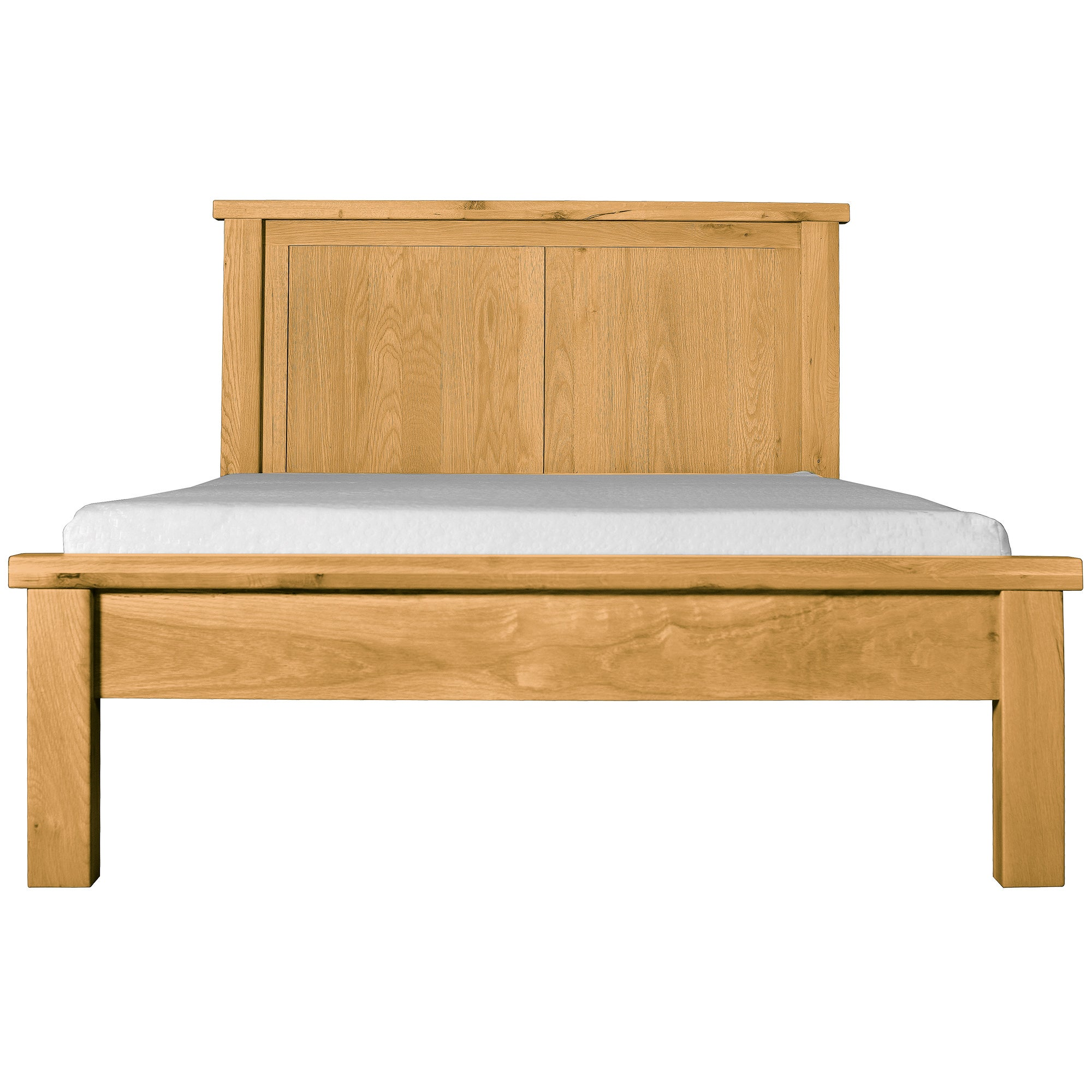 Harrogate Oak Panelled Bedstead