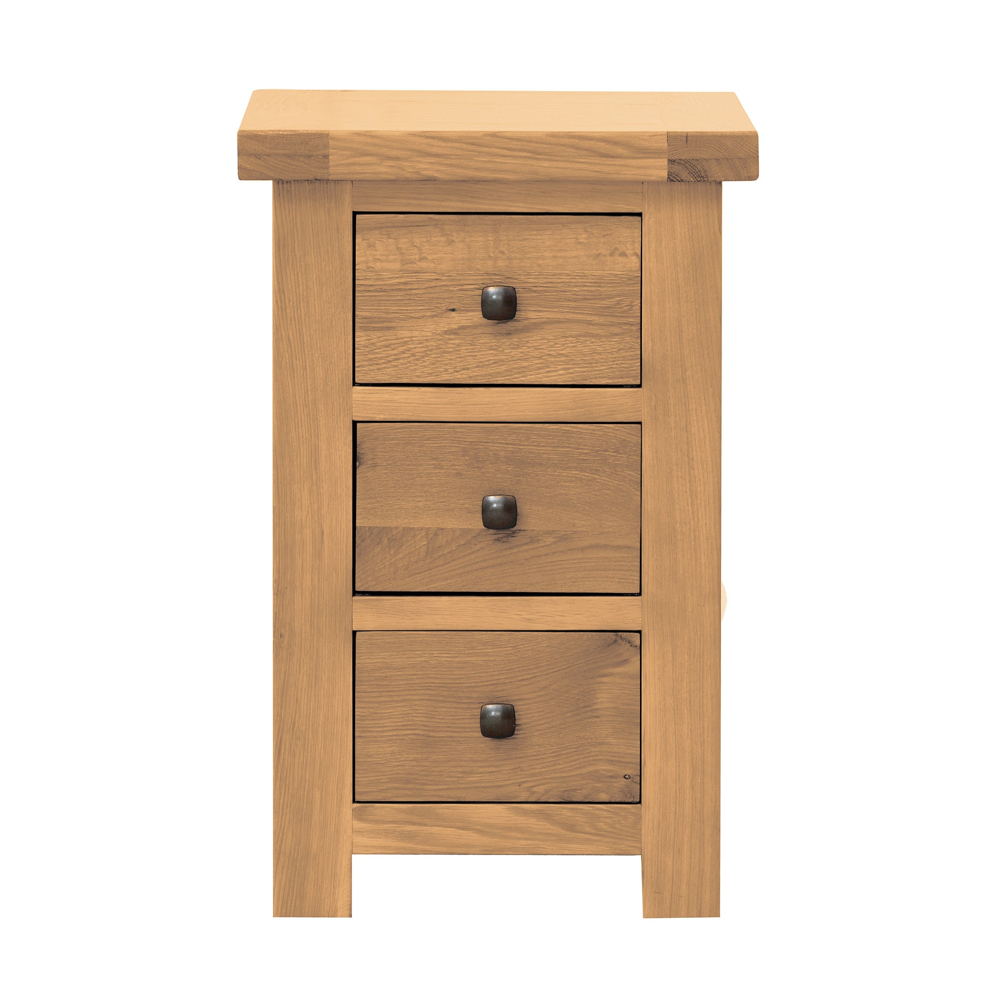 Harrogate Oak Bedside Unit