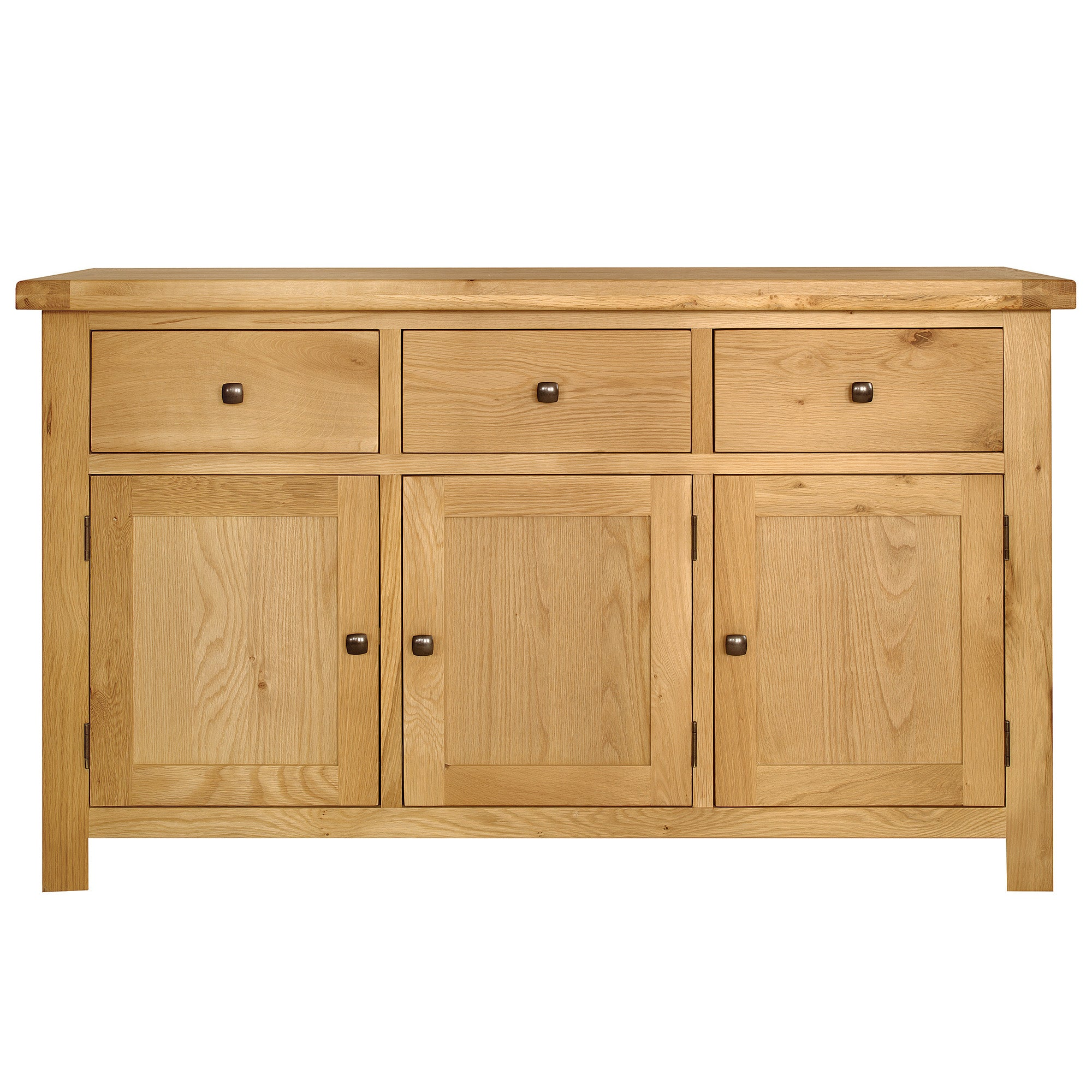 Harrogate Oak Large Sideboard