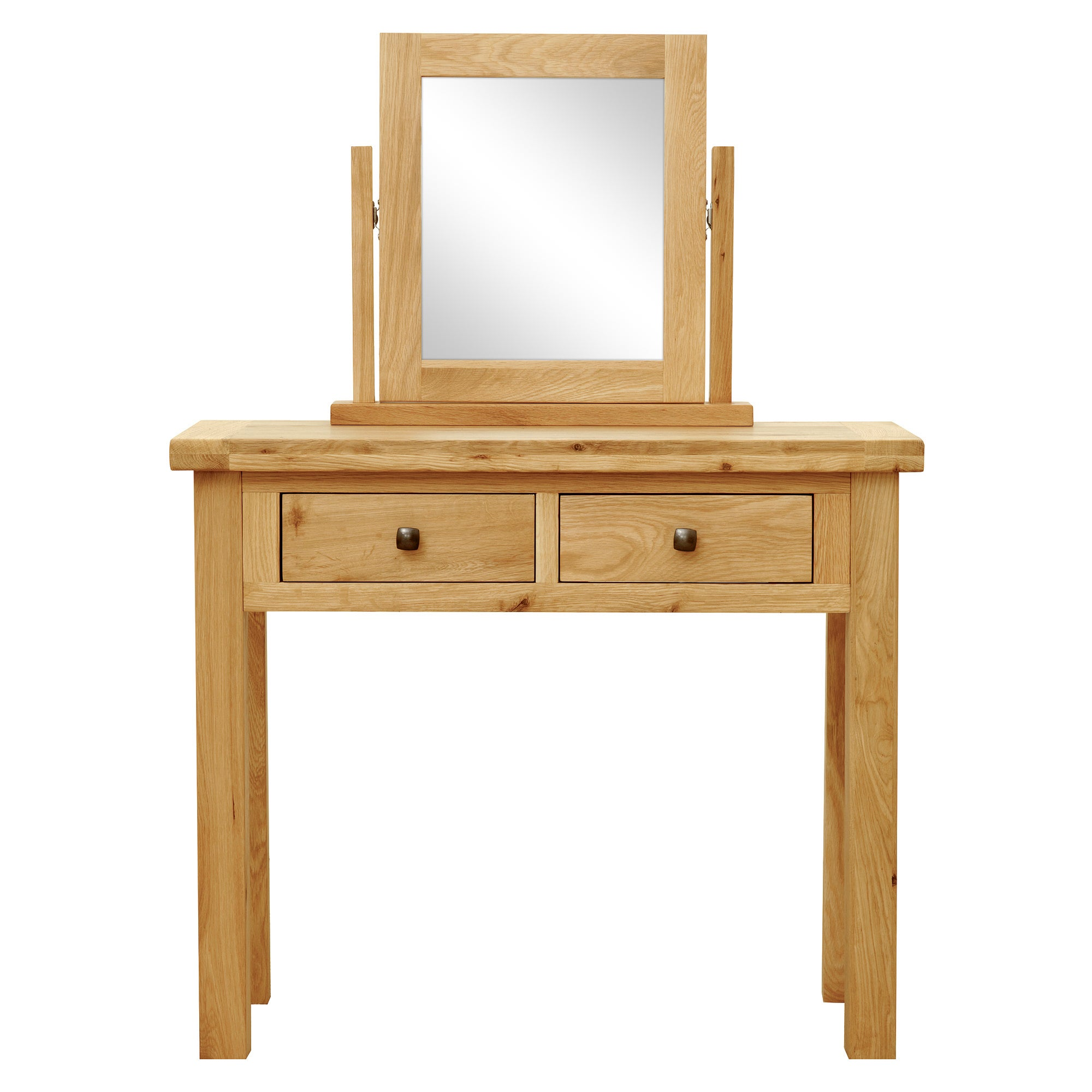 Harrogate Oak Dressing Table