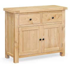 Harrogate Oak Mini Sideboard