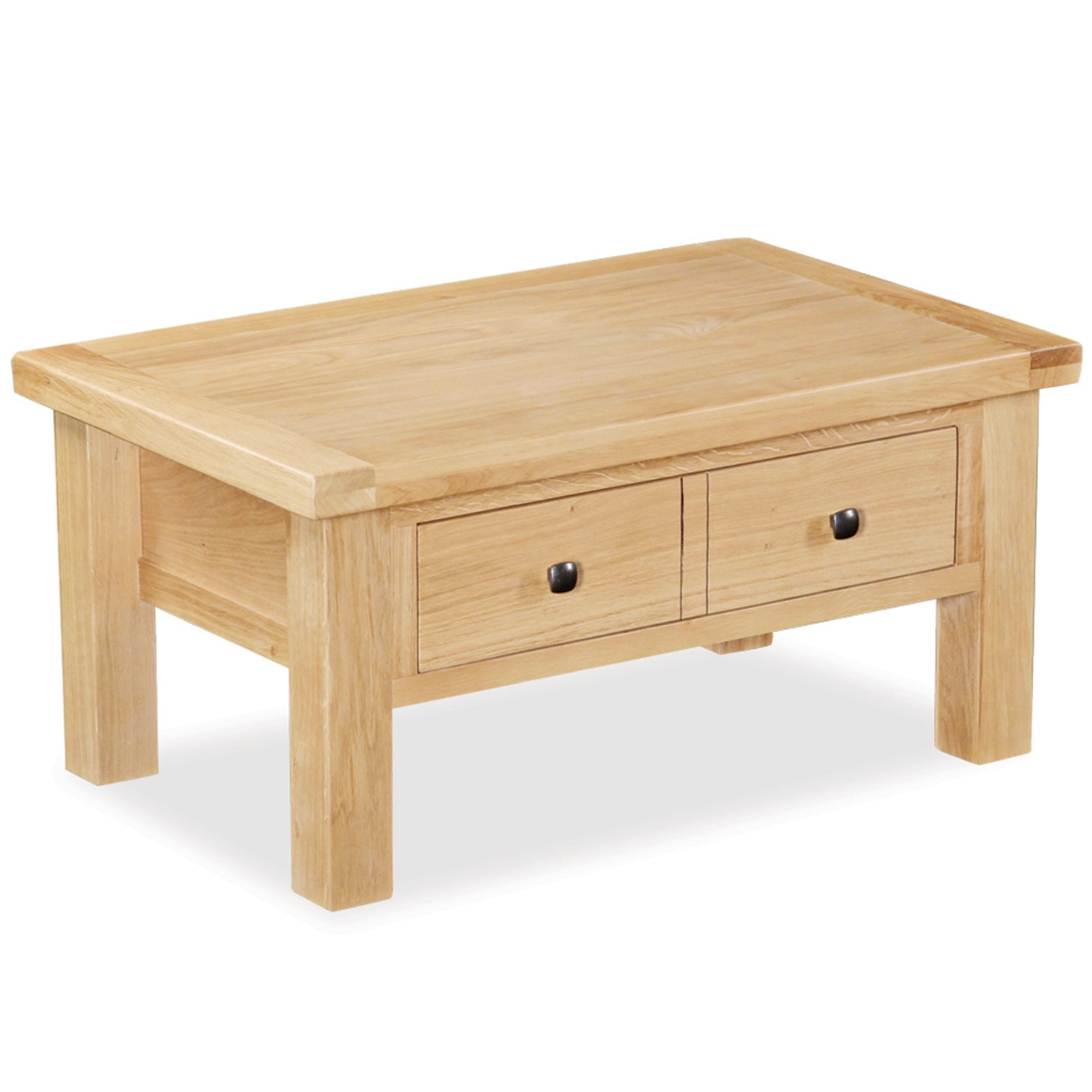 Harrogate Oak Coffee Table with Drawer