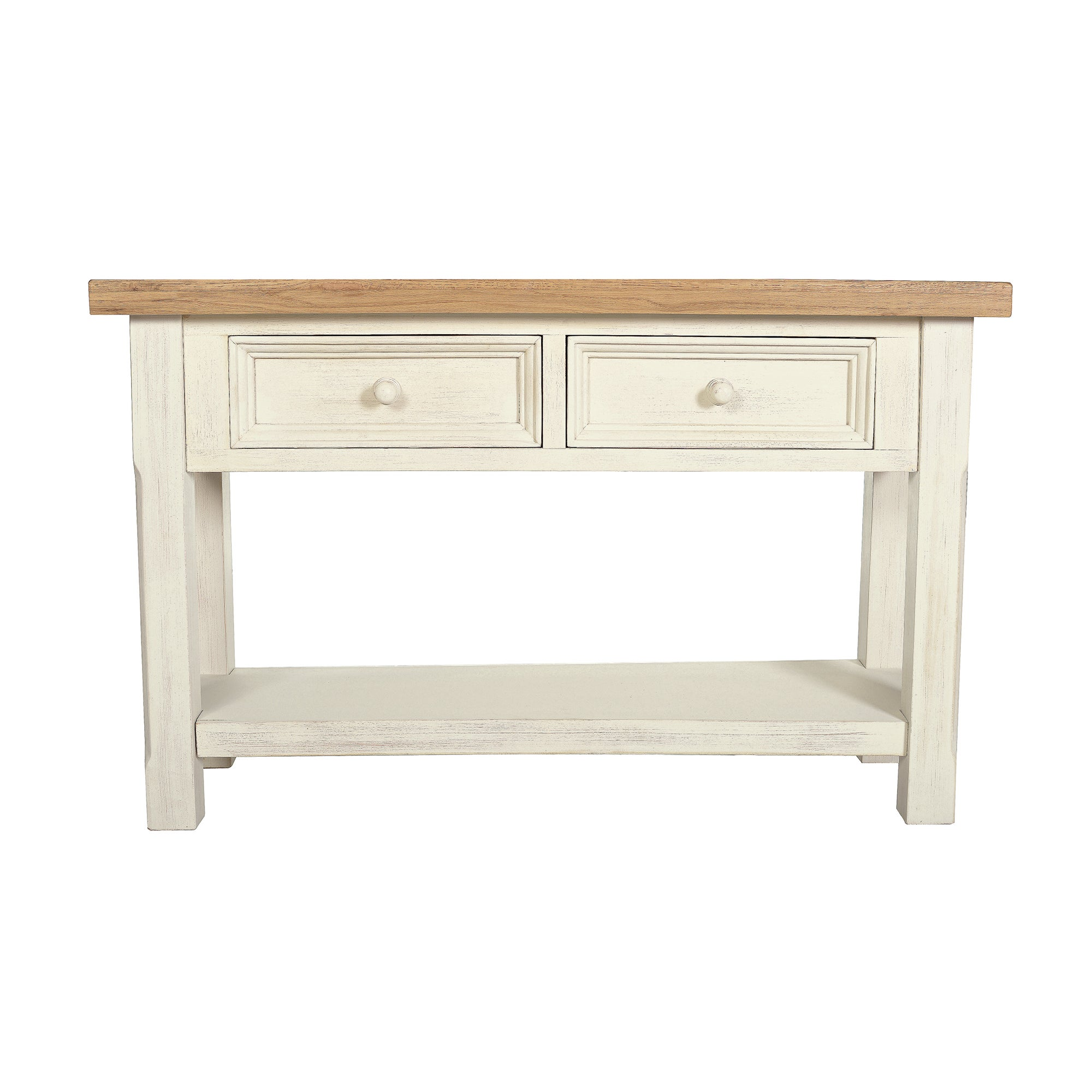 Salcombe Oak Console Table