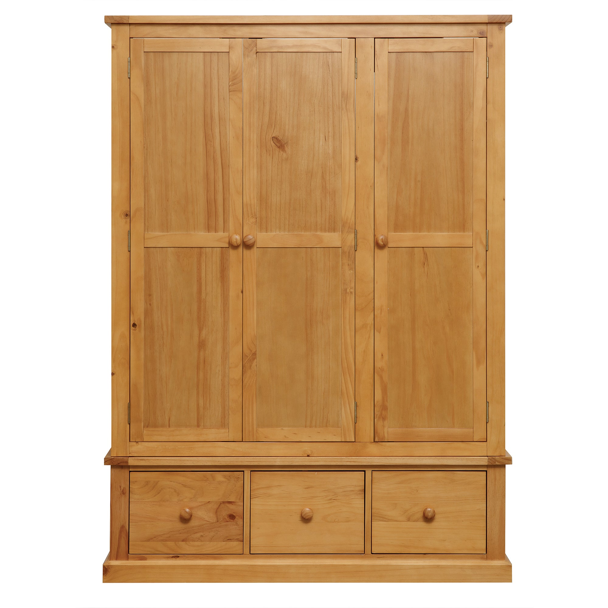 Newhaven Pine Bedroom Furniture Collection