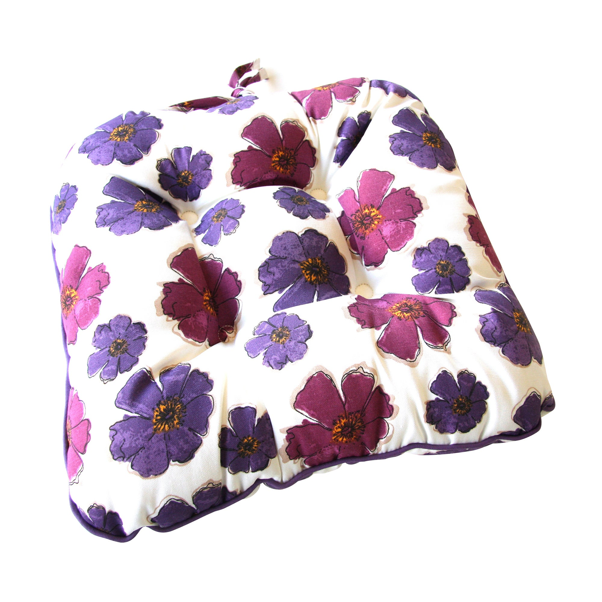 Mulberry Flower Collection Seat Pad