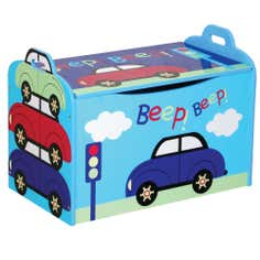 Kids Beep Beep Collection Toy Box