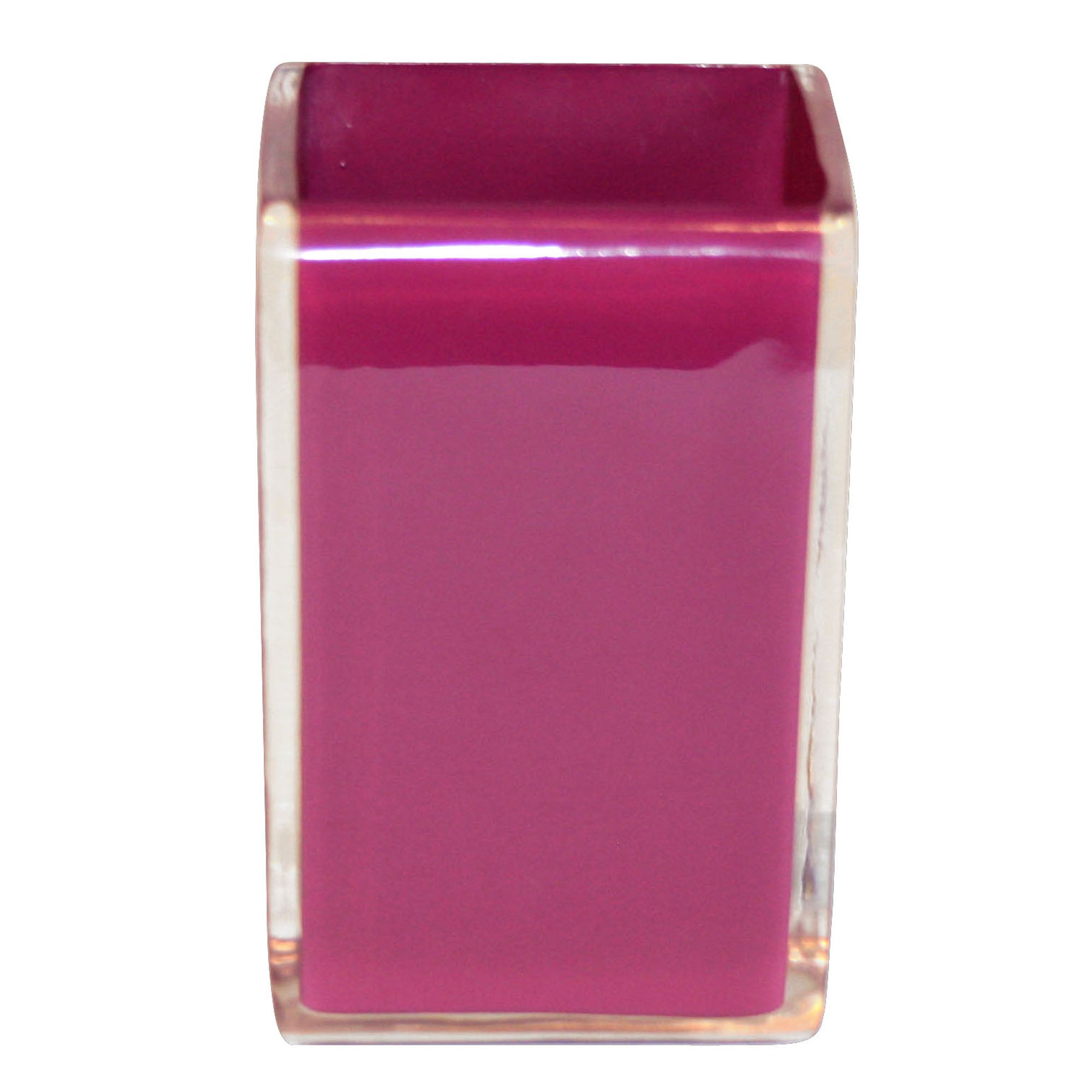 Raspberry Brights Collection Acrylic Tumbler