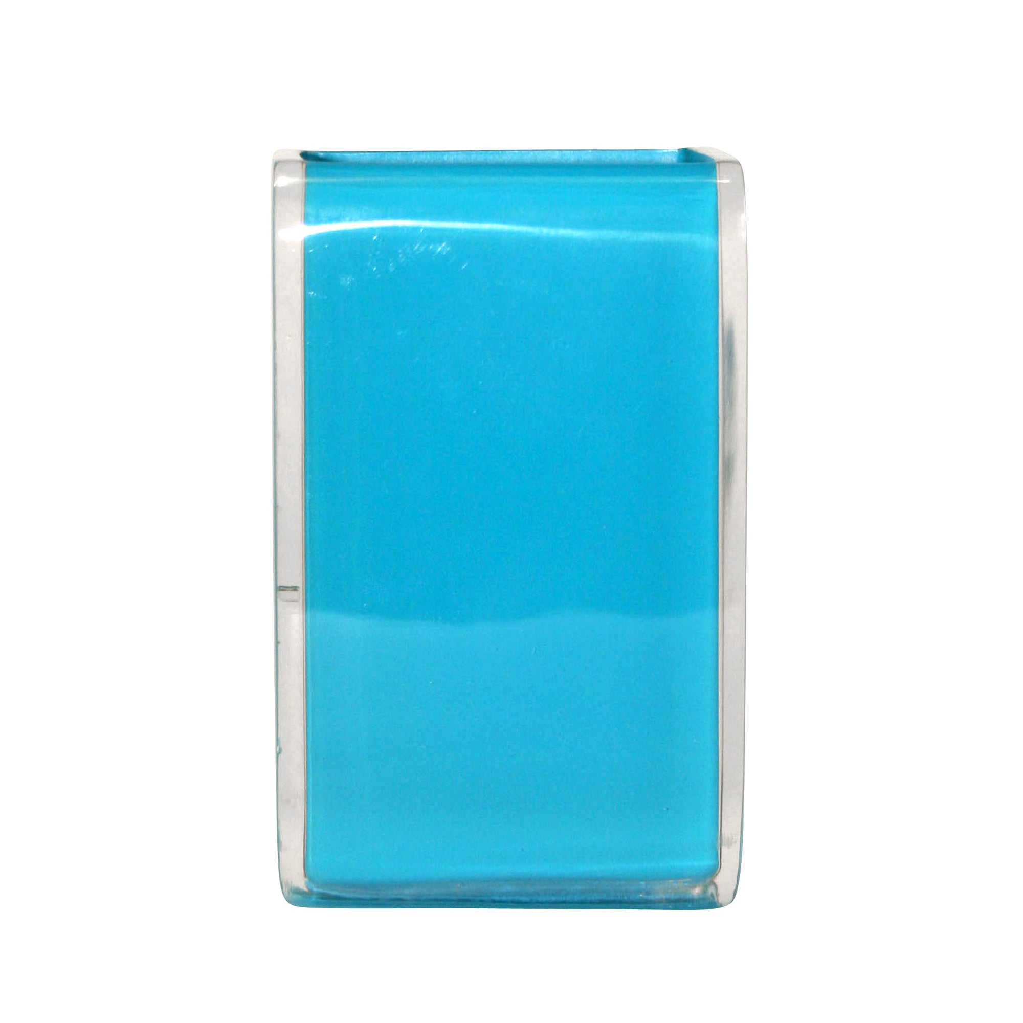 Teal Brights Collection Acrylic Tumbler