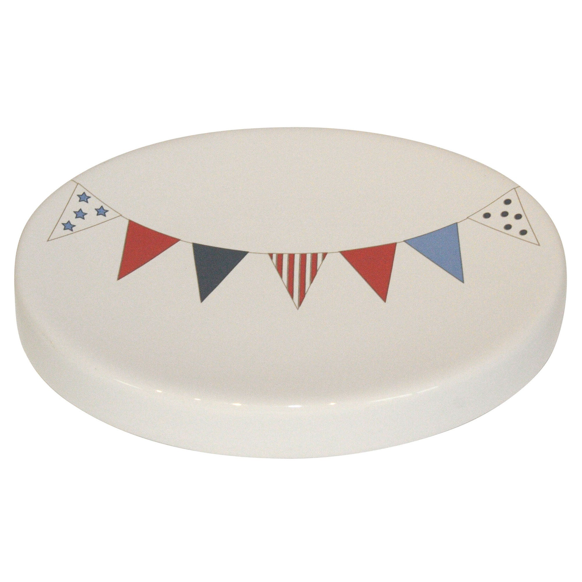 Bunting Collection Soap Dish
