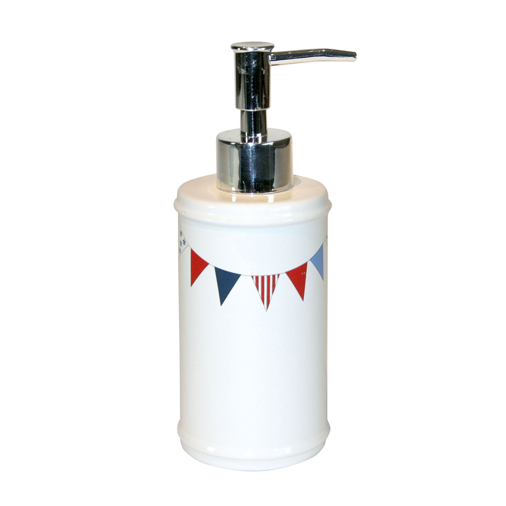 Bunting Collection Soap Dispenser
