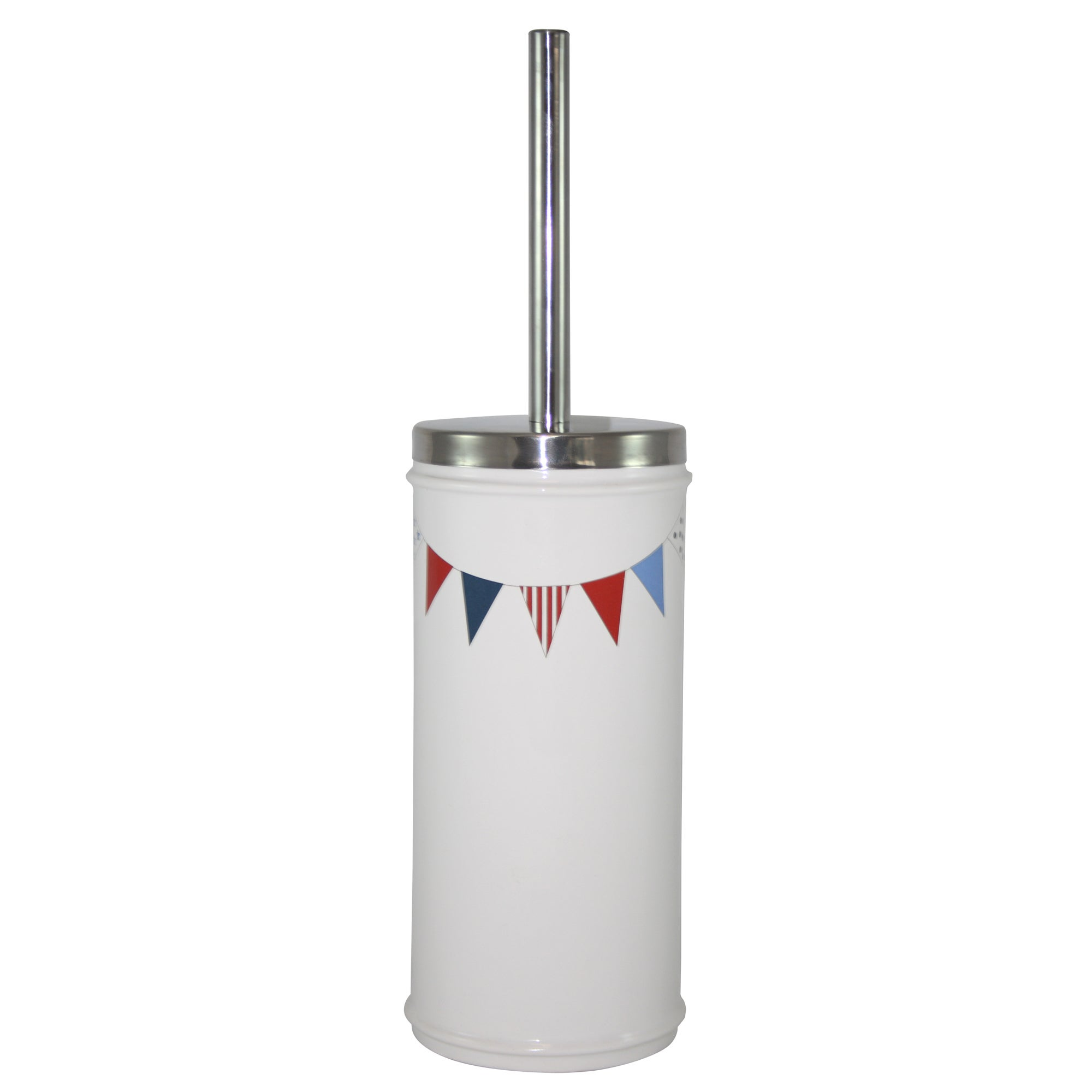 Bunting Collection Toilet Brush Holder
