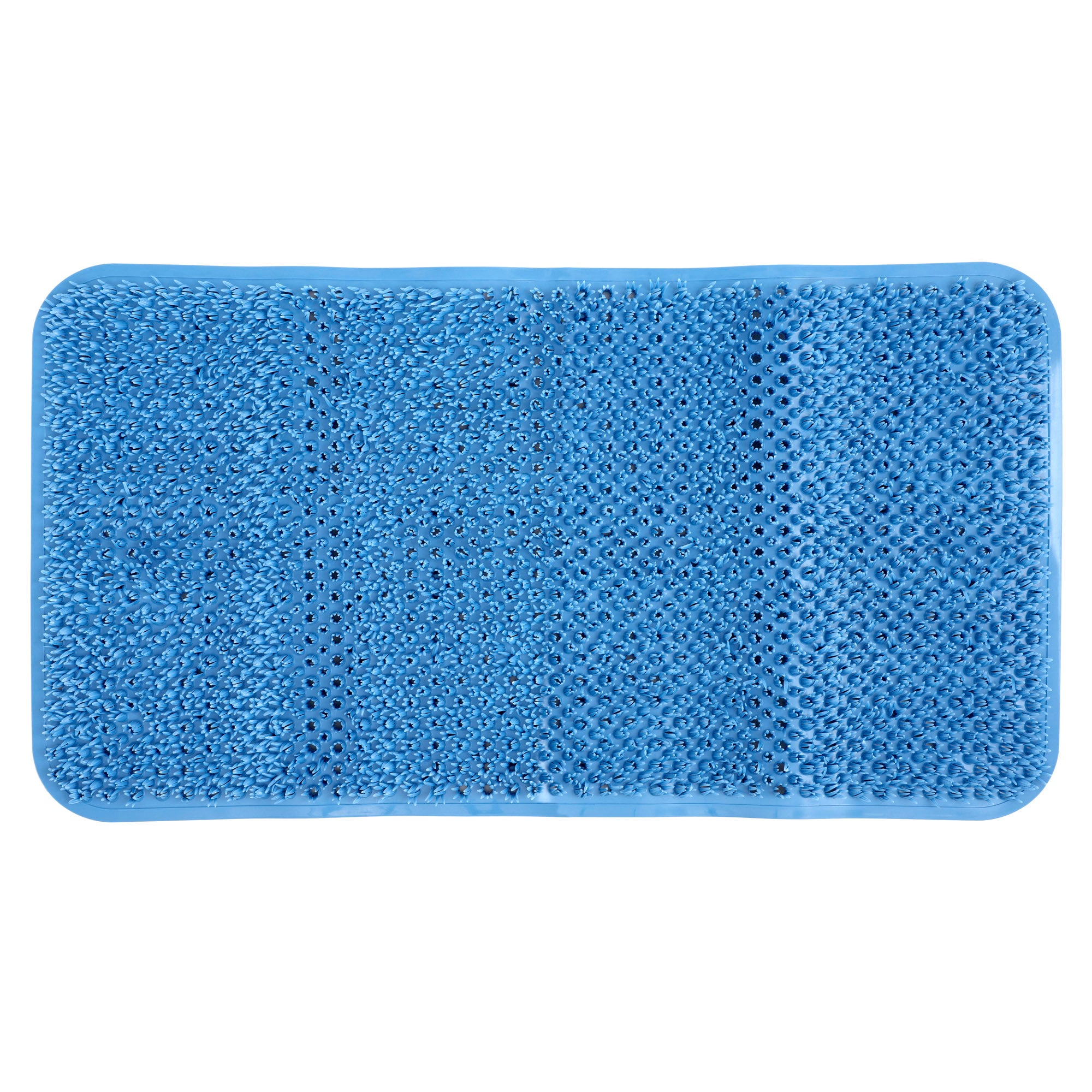 Blue Comfort Bath Mat