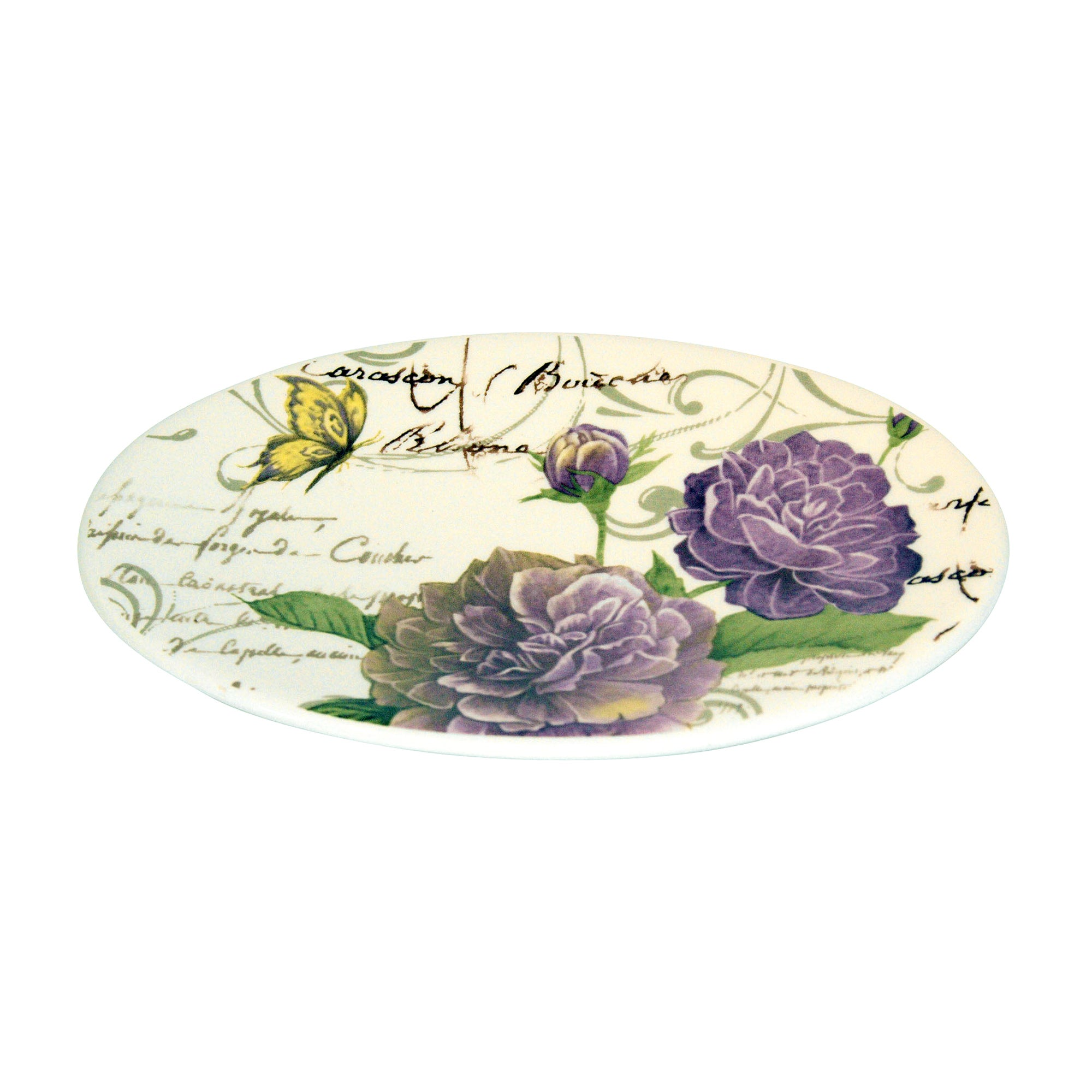 Grape Florence Collection Soap Dish