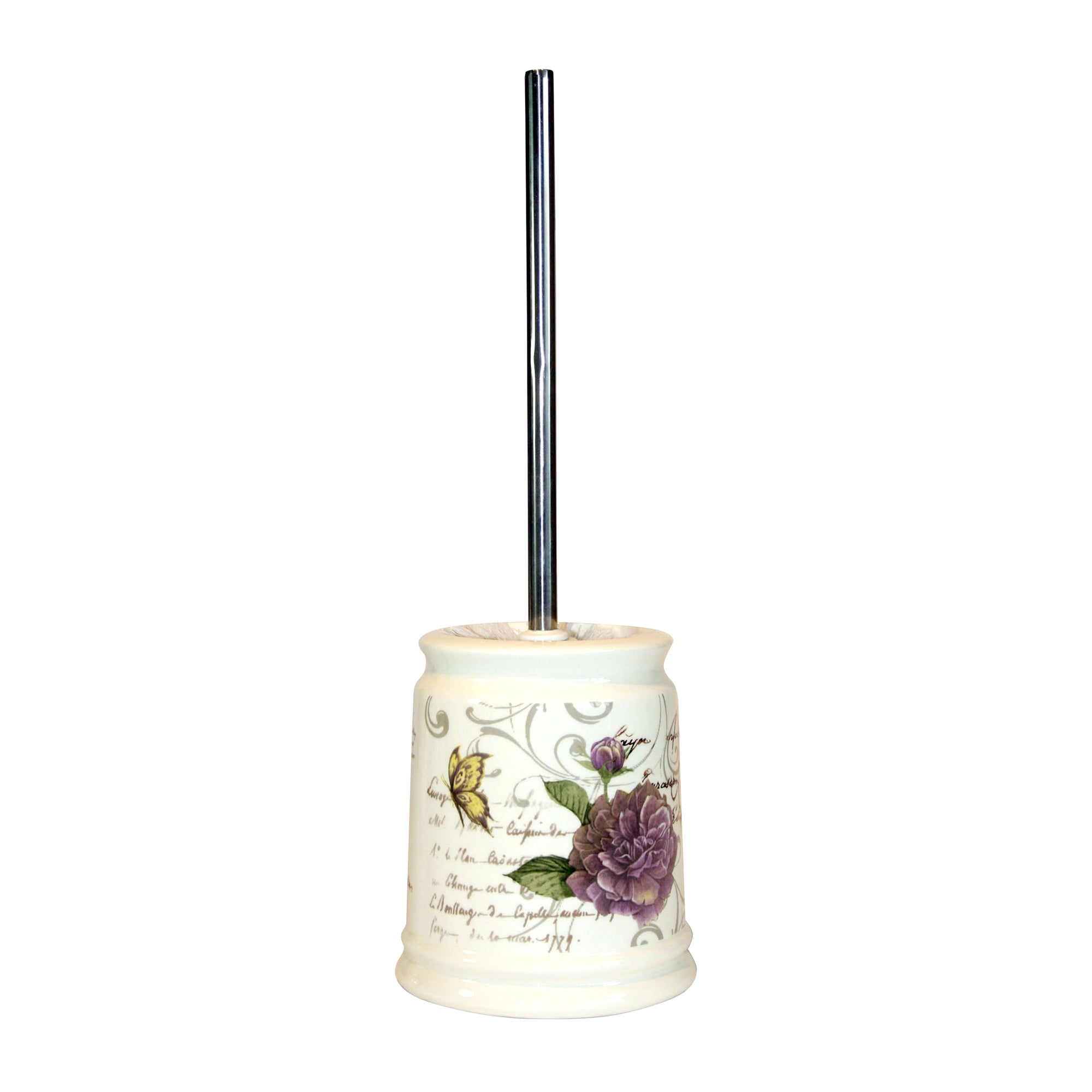 Florence Collection Toilet Brush Holder