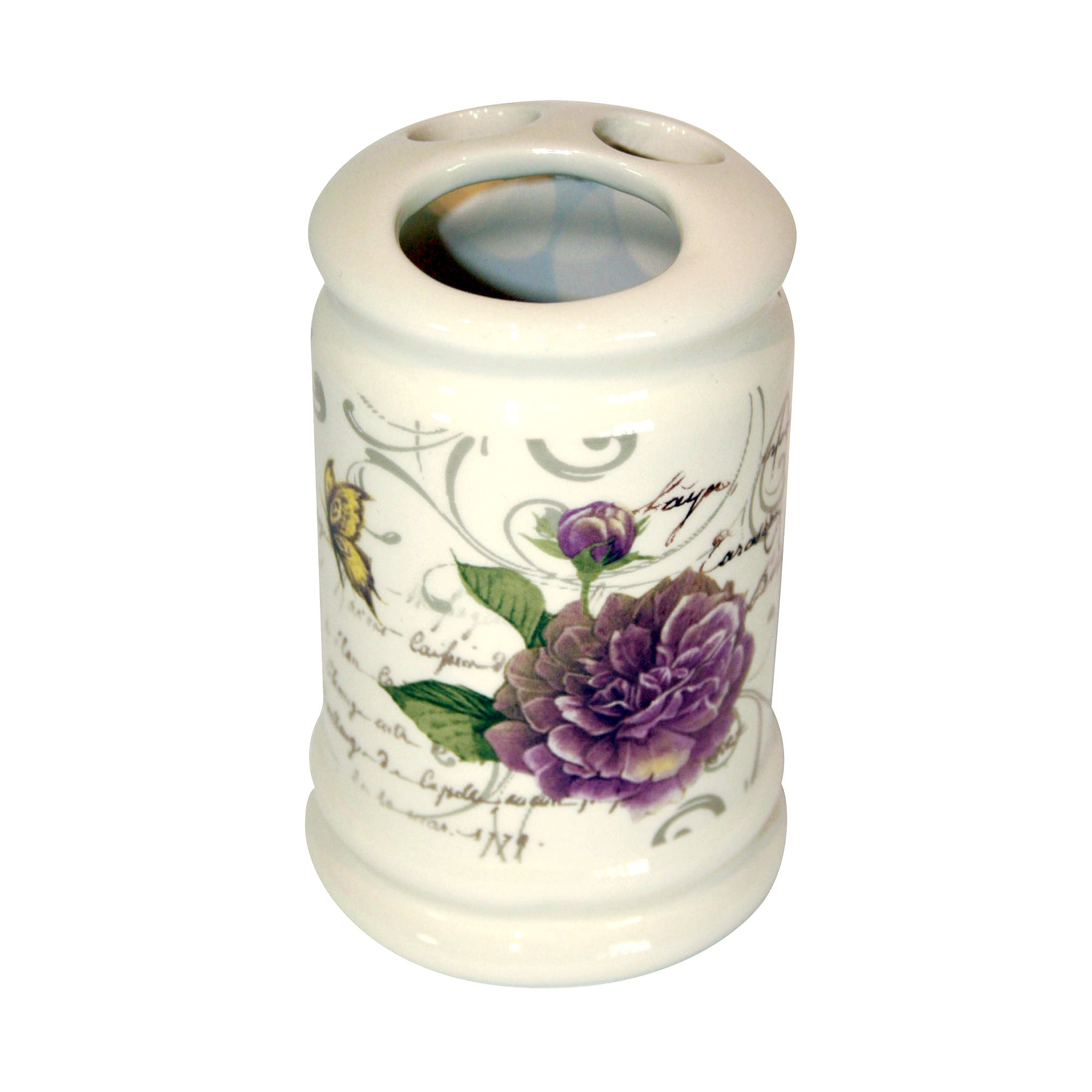 Florence Collection Toothbrush Holder