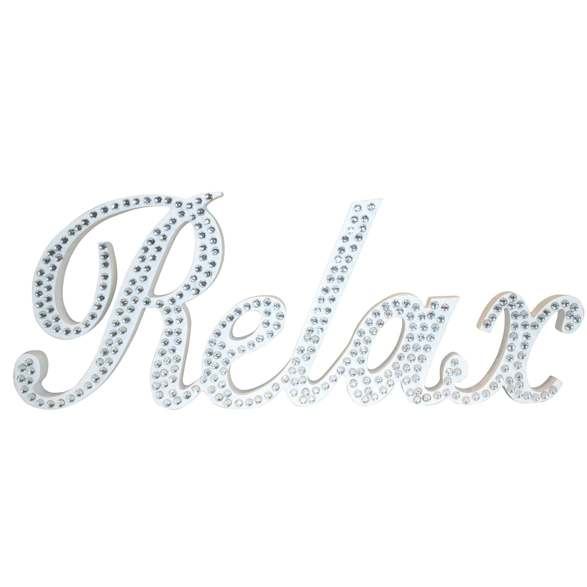 Jewel Collection Relax Sign