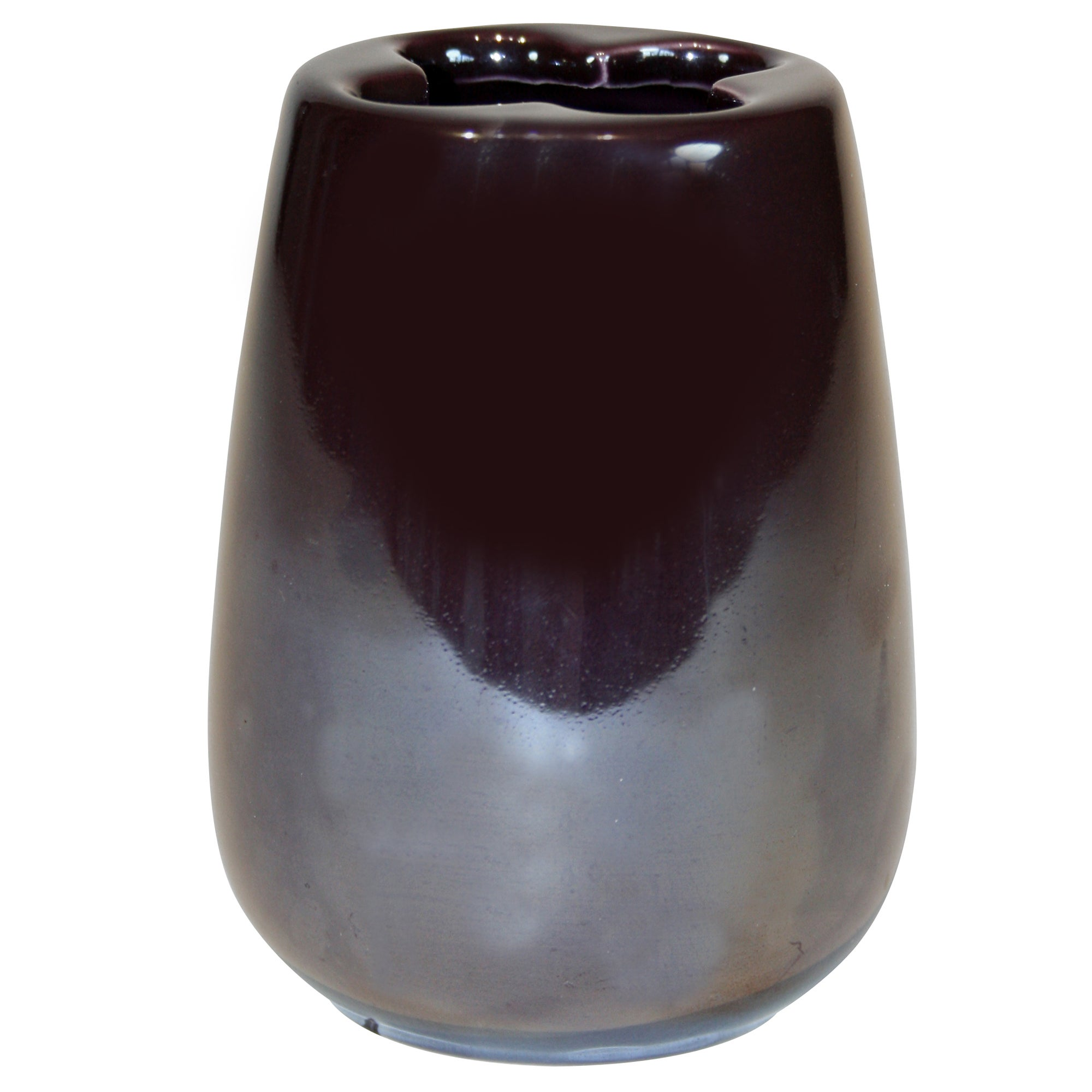 Grape Lustre Collection Toothbrush Holder