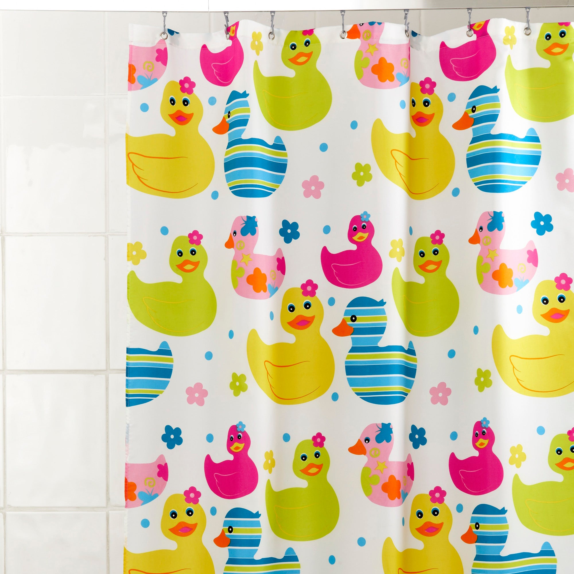 Quackers Shower Curtain