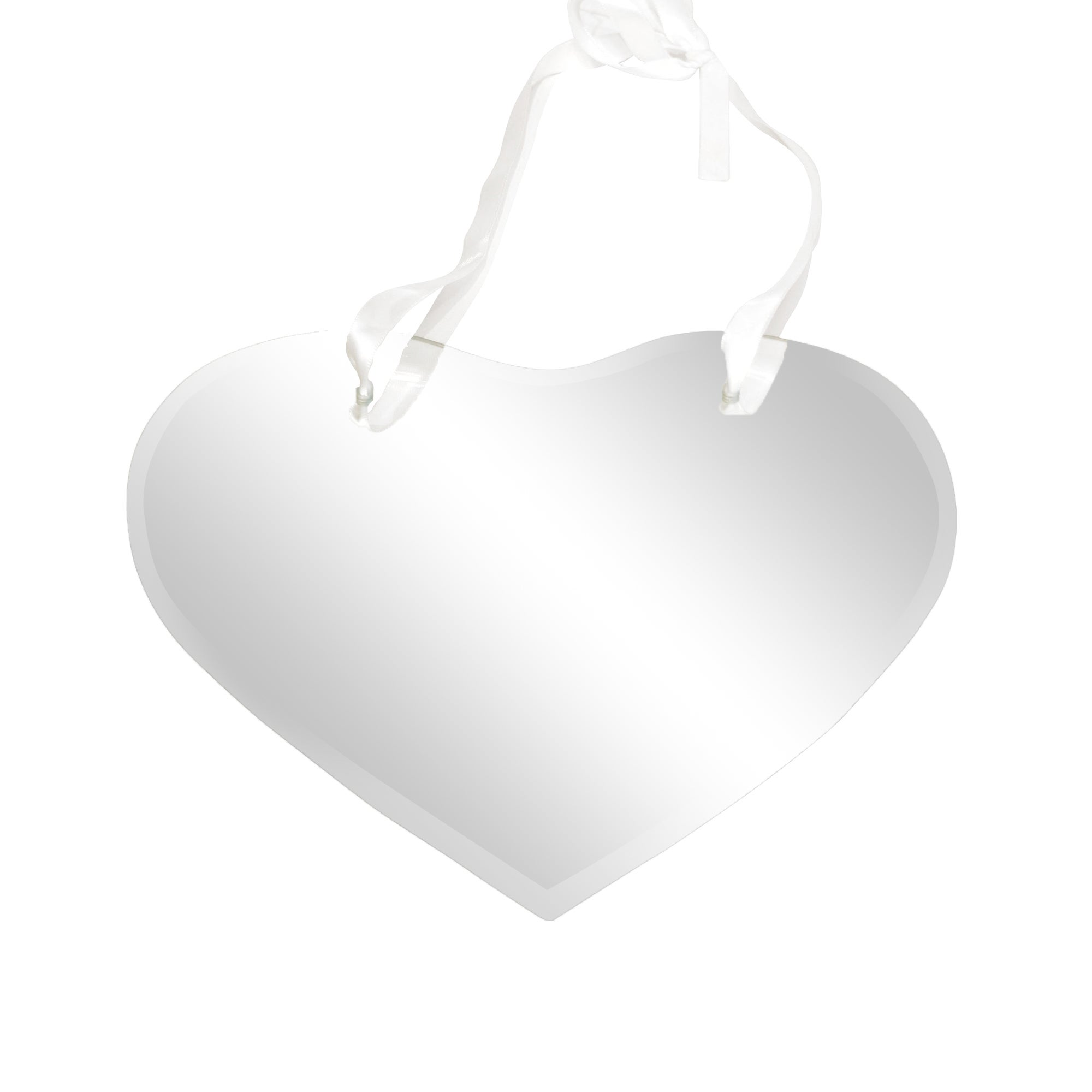 Venetian Collection Heart Mirror