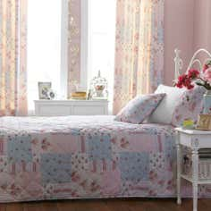 Pink Amelia Collection Bedspread