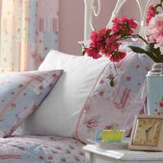 Pink Amelia Collection Oxford Pillowcase