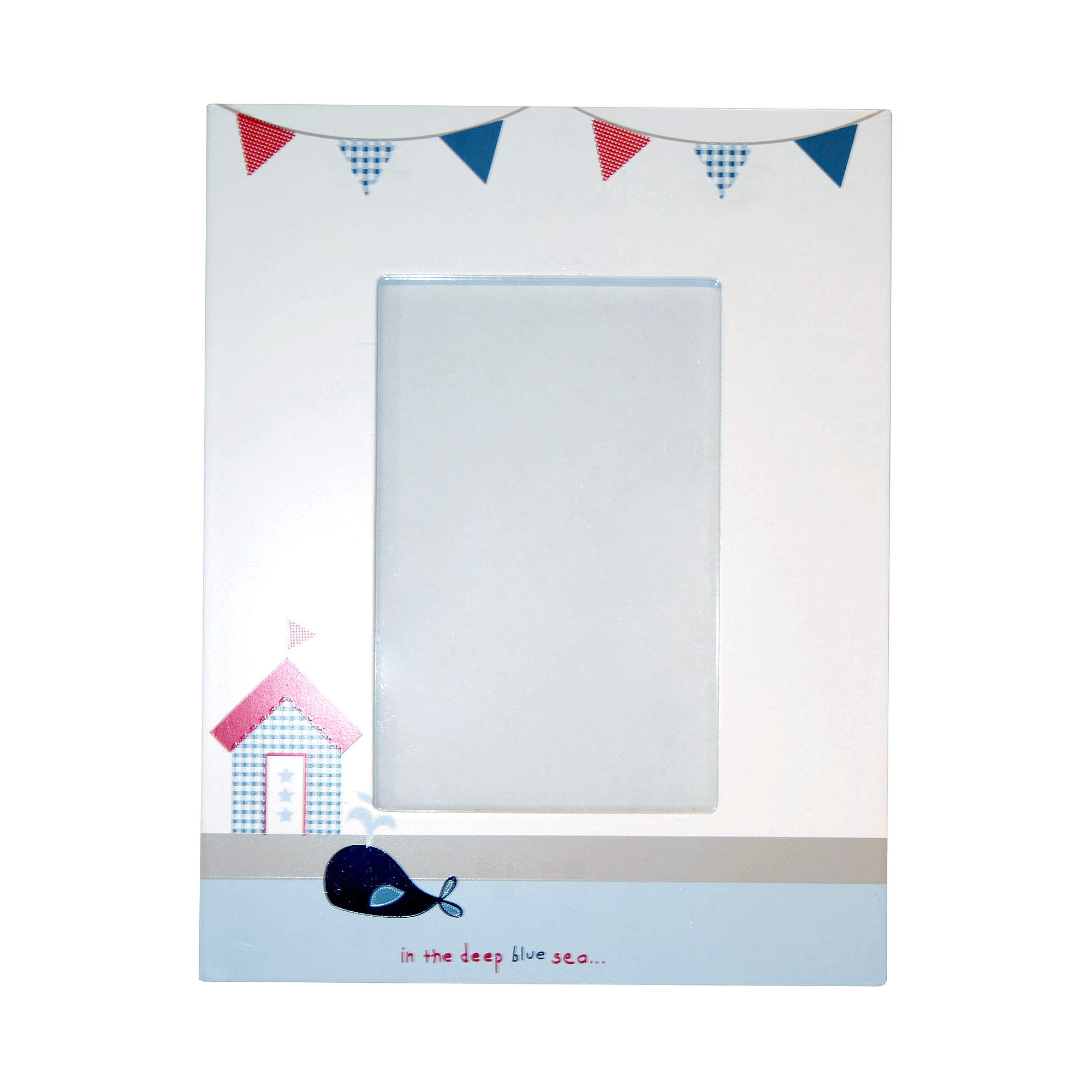 Kids Deep Blue Sea Collection Photo Frame