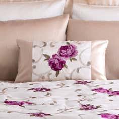 Plum Juliet Collection Cushion