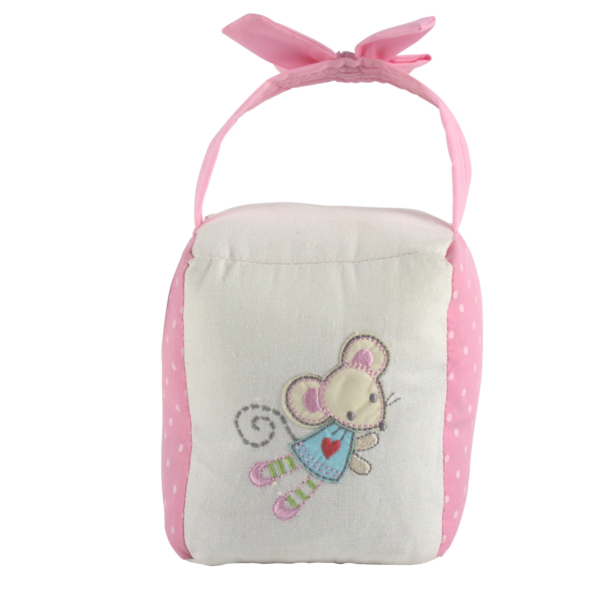 Kids Maisie Mouse Collection Doorstop