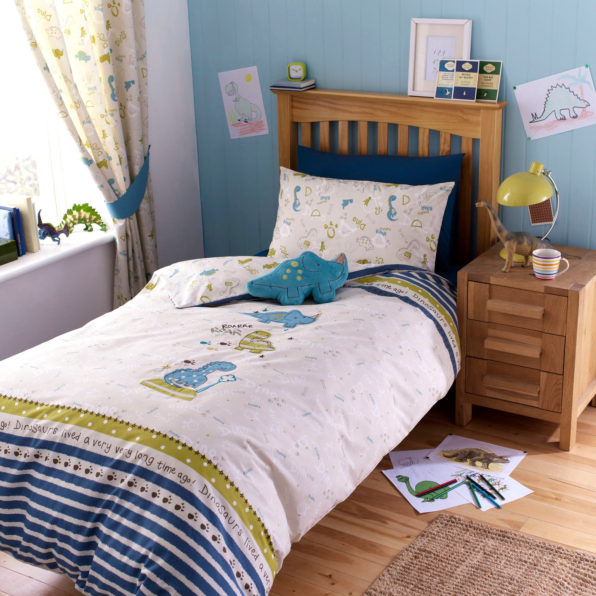 dinosaur duvet cover shop for cheap products and save online. Black Bedroom Furniture Sets. Home Design Ideas