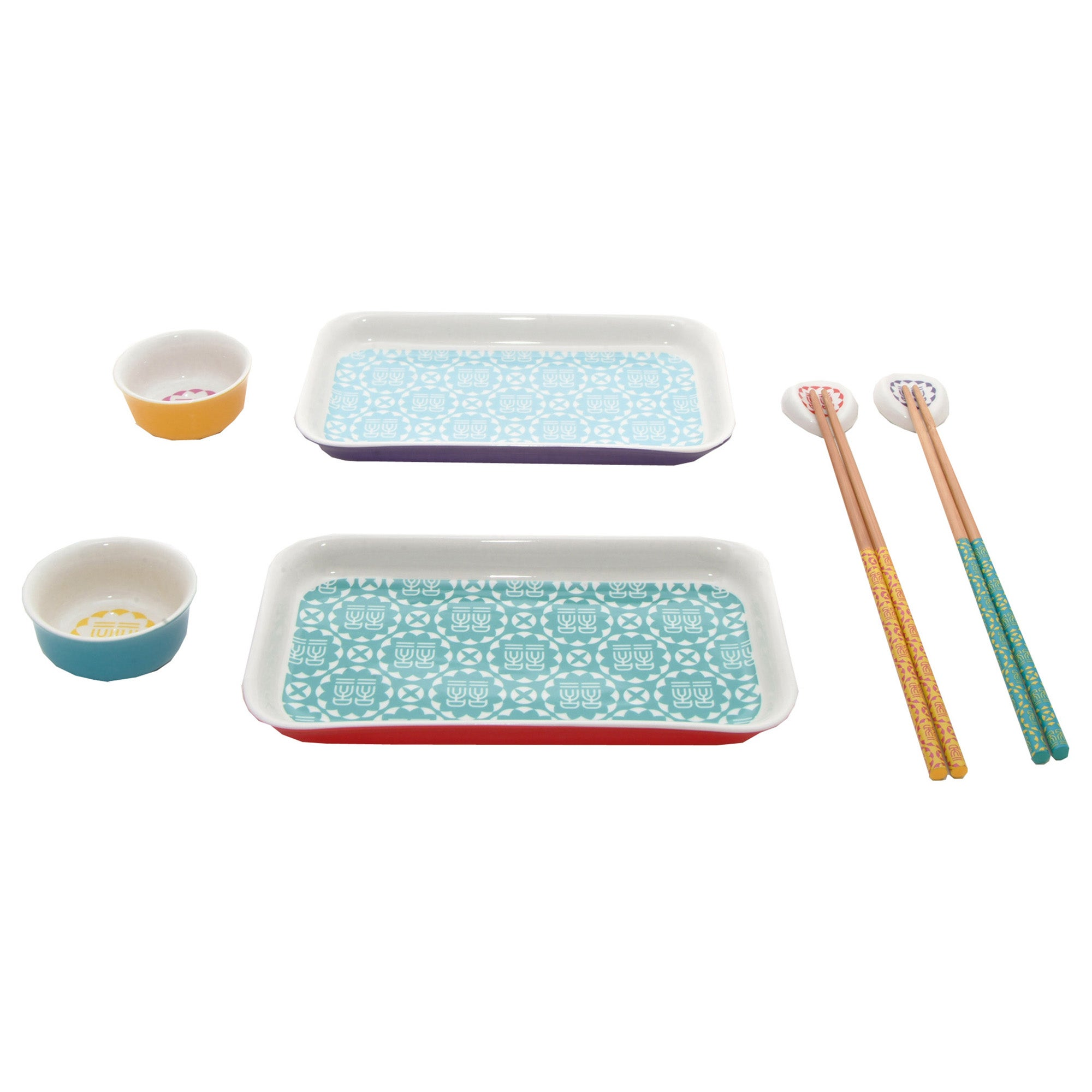 Ching He Huang Collection Sushi Serving Set for 2