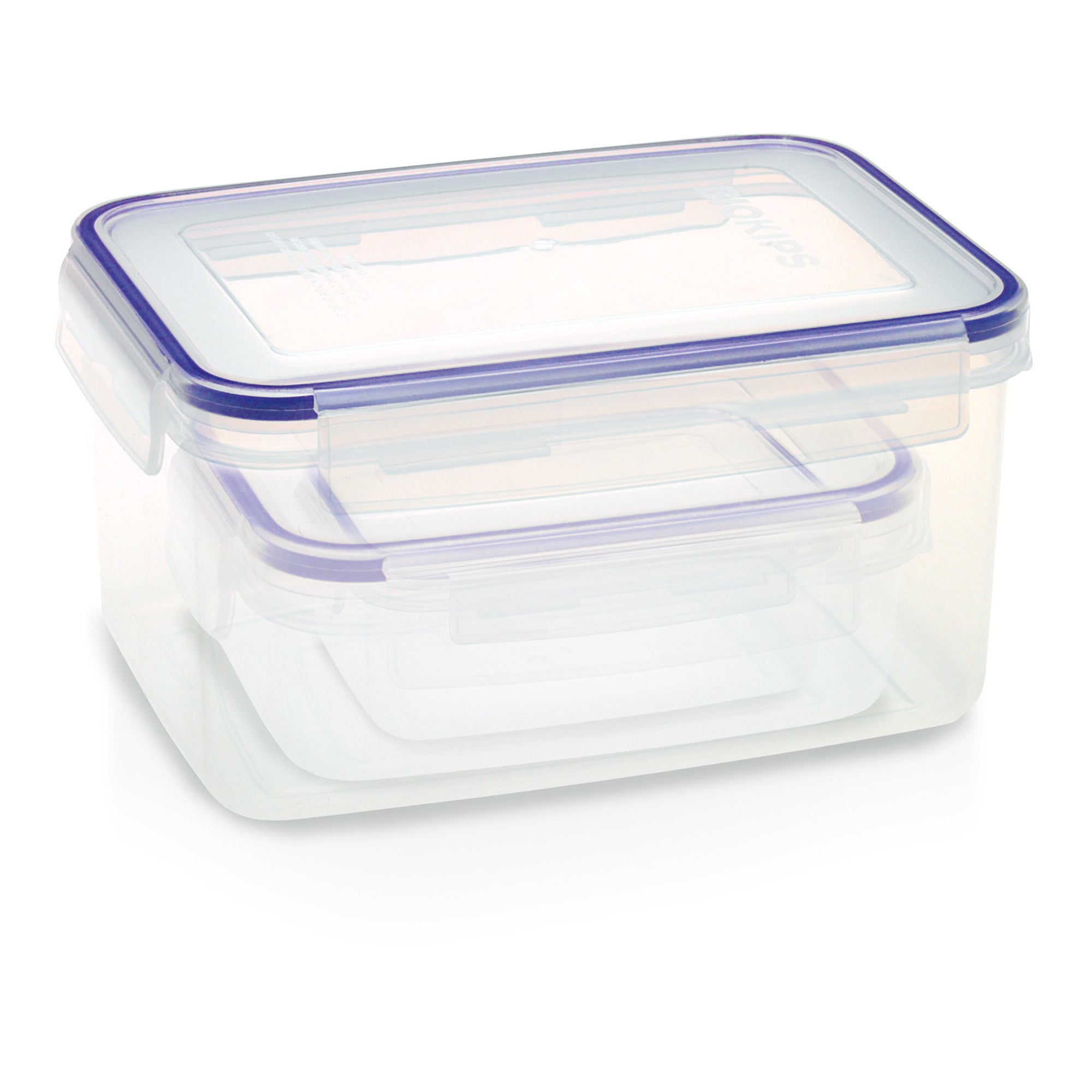 Clip & Close Food Storage 3 Piece Set