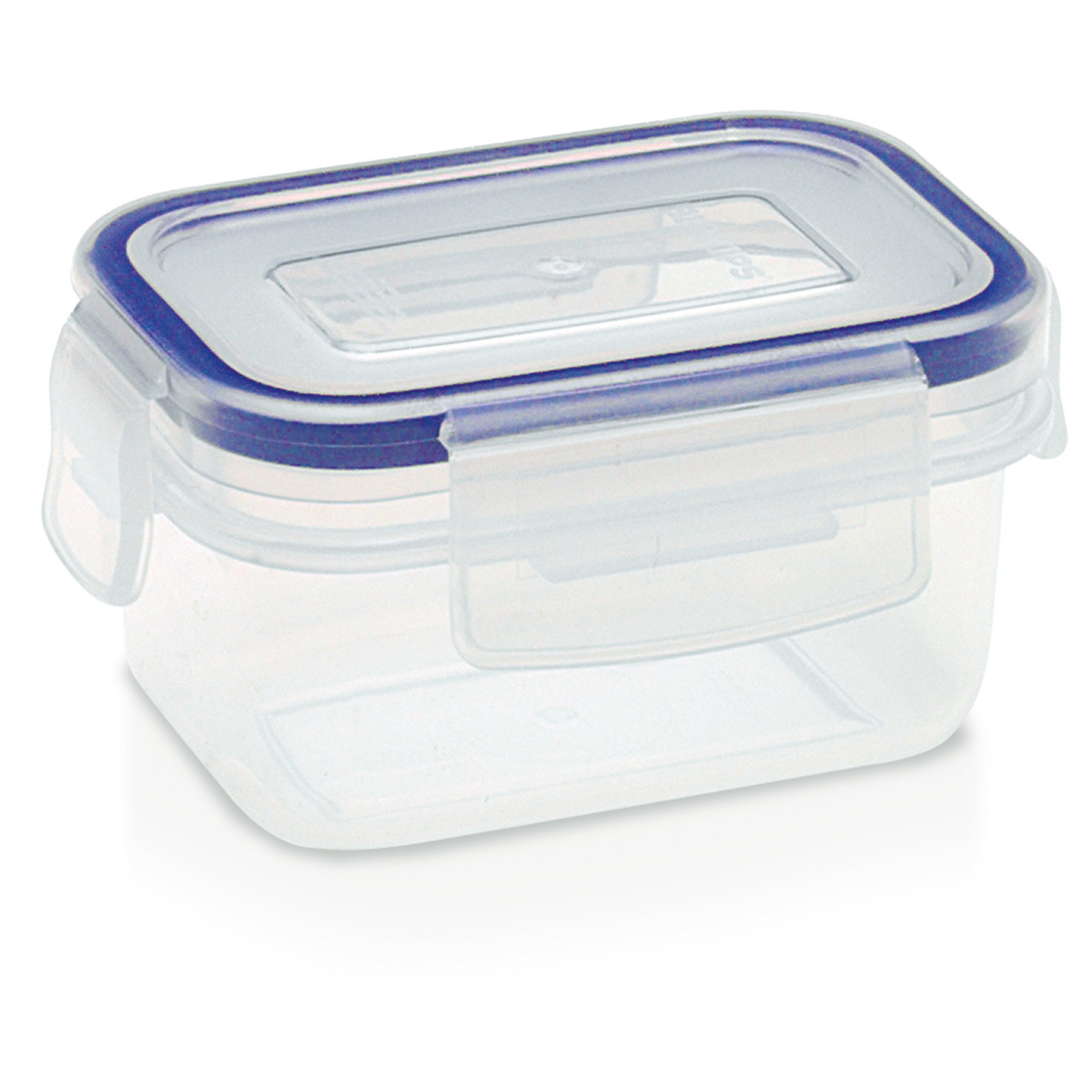 Clip & Close Rectangular Food Container