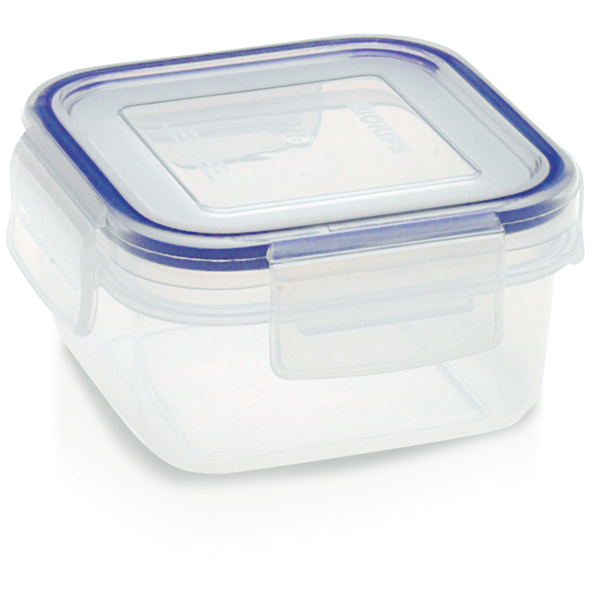 Clip & Close Square Food Storage Box