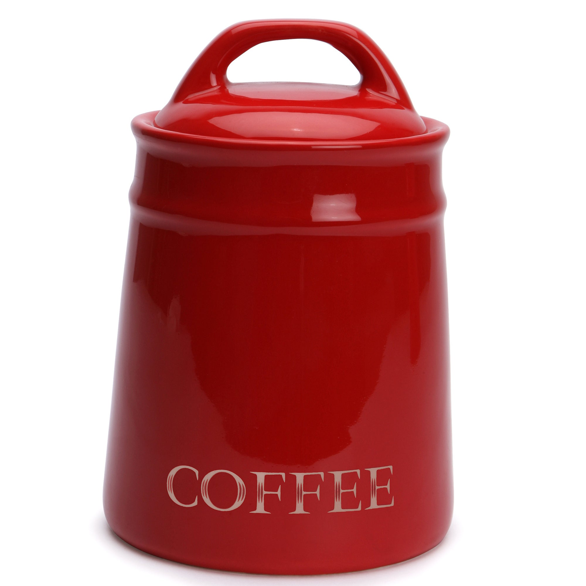 Red Country Collection Coffee Canister